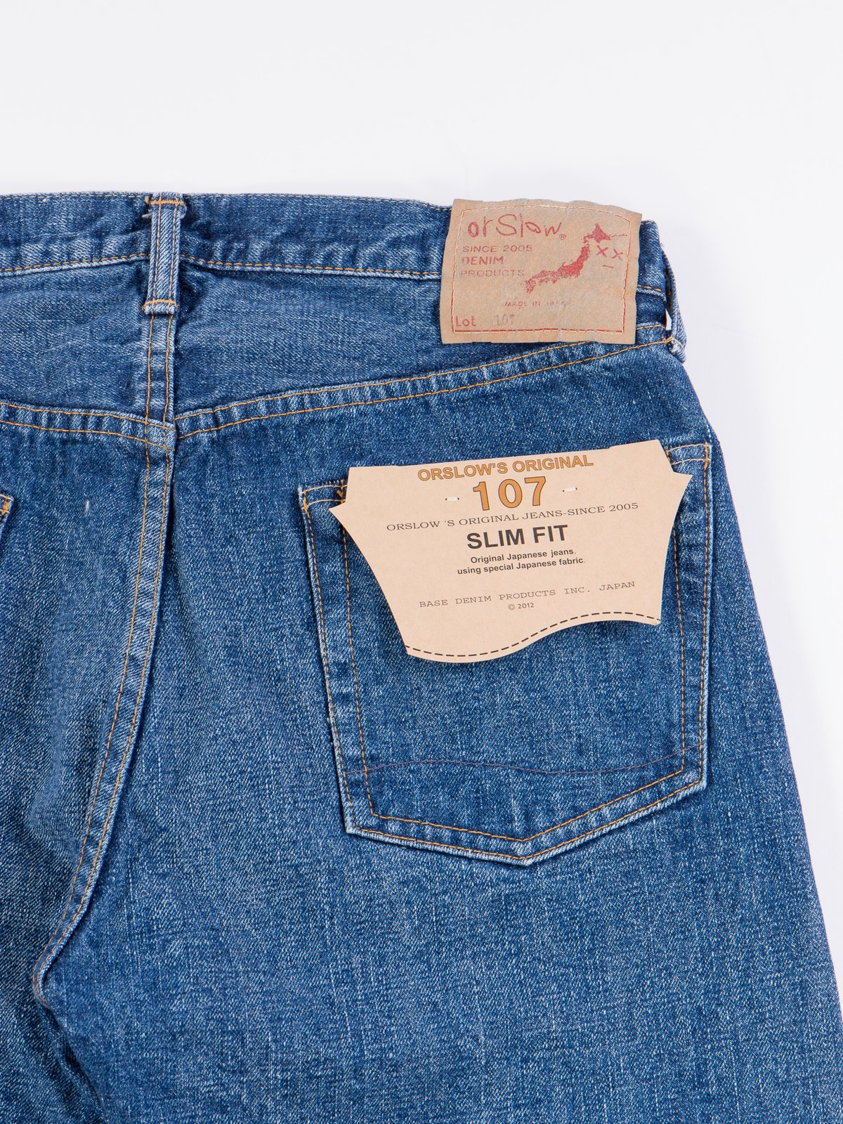 2 Year Wash 107 Slim Fit Jean - Image 7