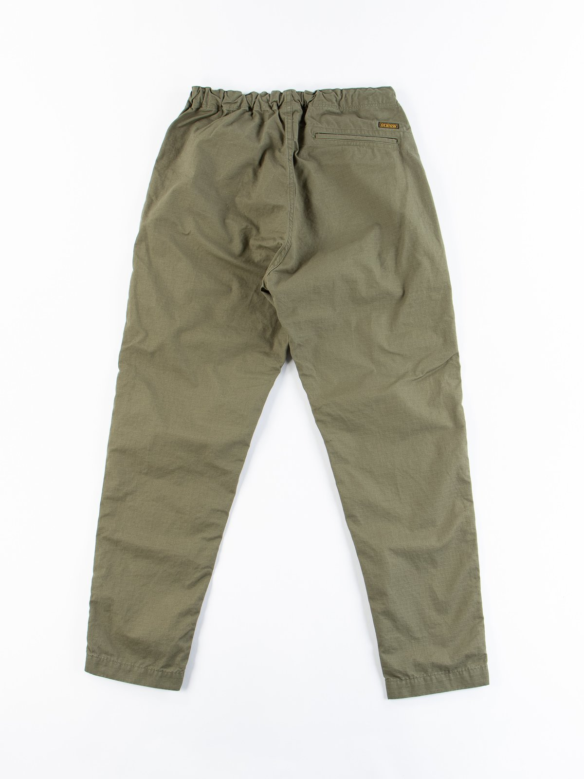 Army Green Ripstop New Yorker Pant - Image 4