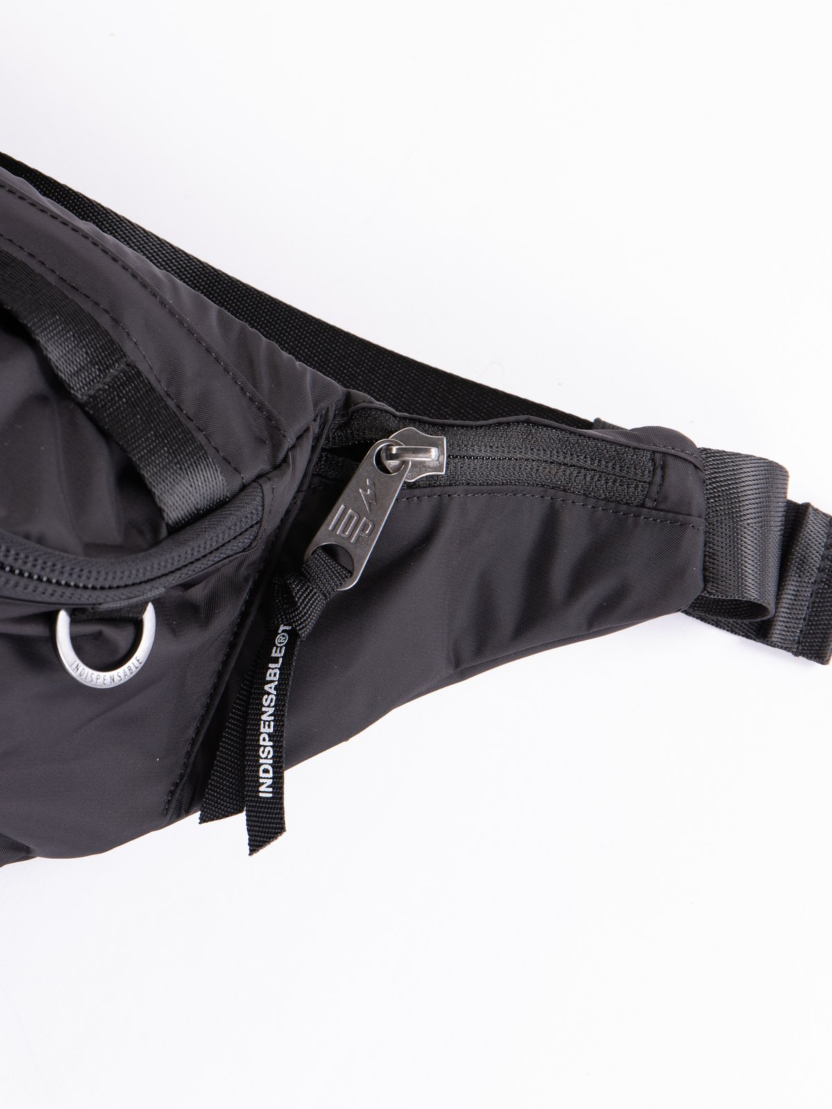 Black Econyl Attach IDP Belt Bag - Image 3