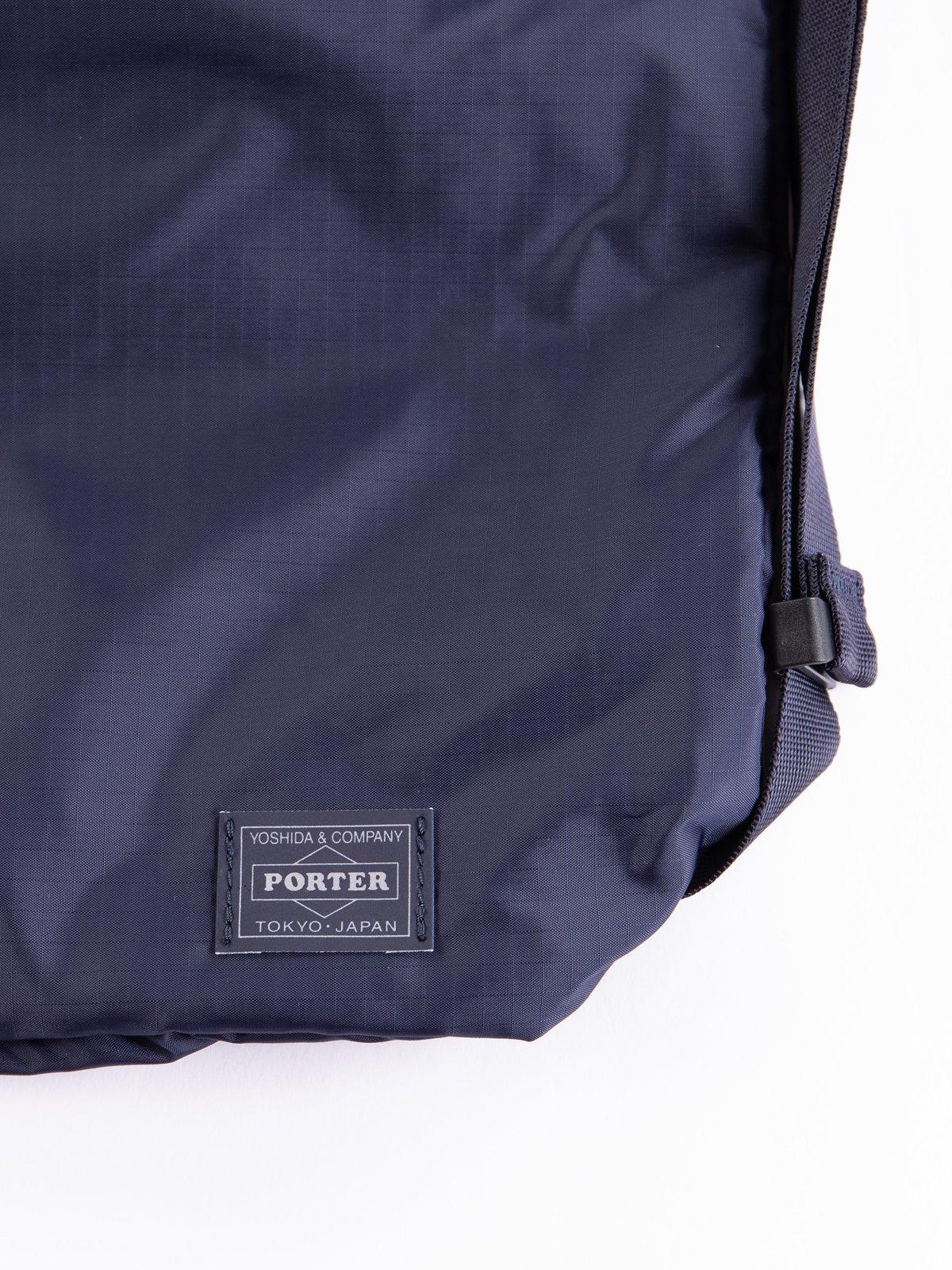 Navy Flex 2Way Shoulder Bag - Image 2