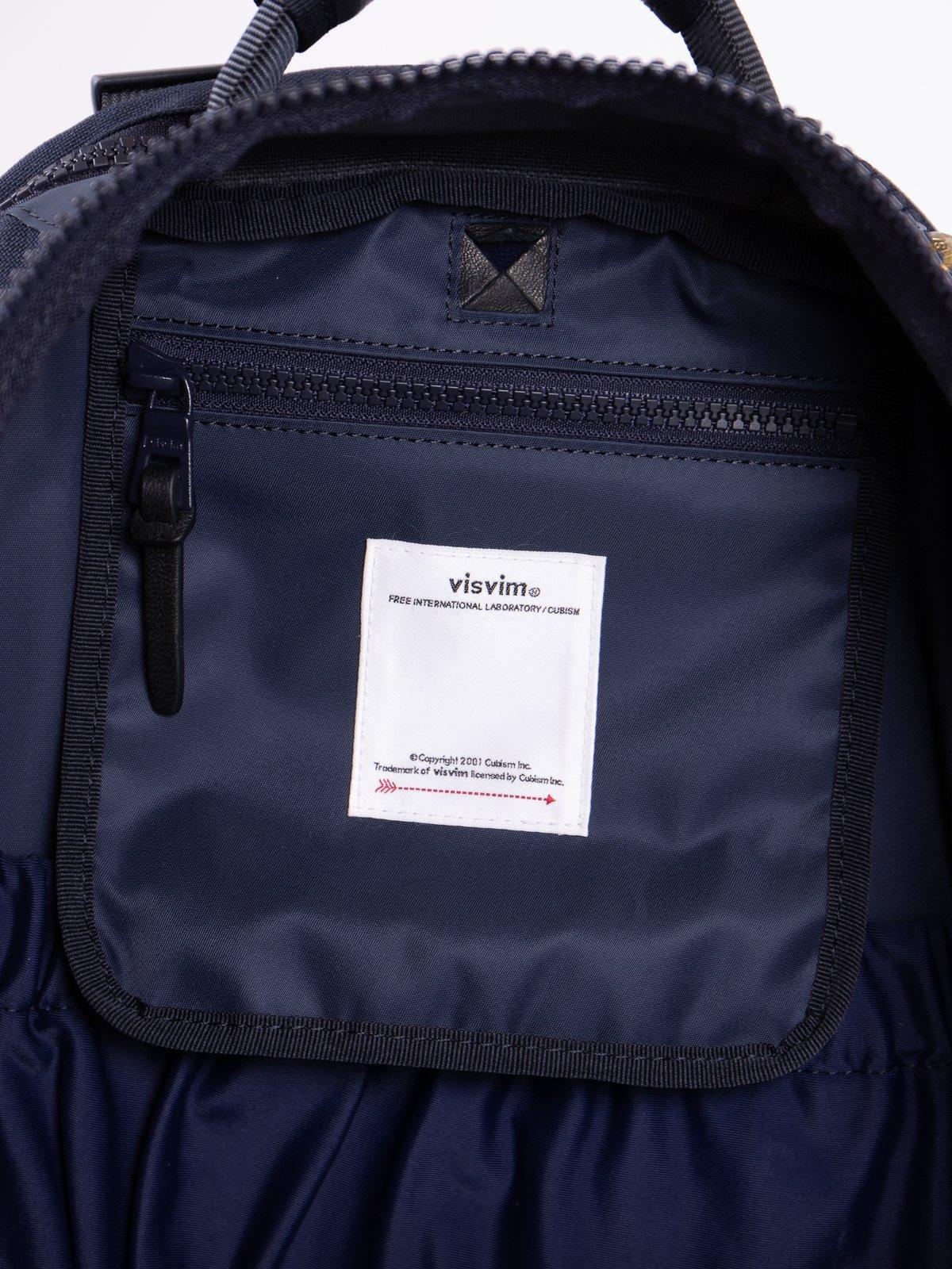Navy Fra Veg Lamb 20L Cordura Backpack - Image 6