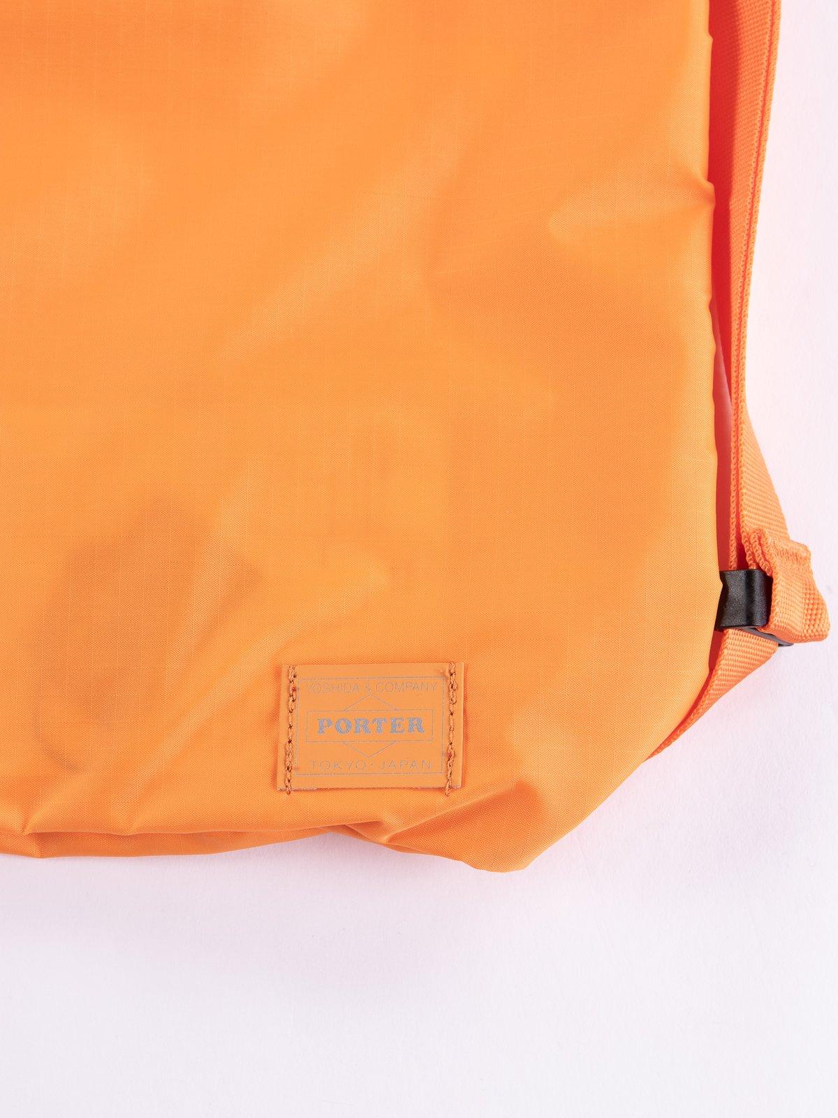 Orange Flex 2Way Shoulder Bag - Image 2