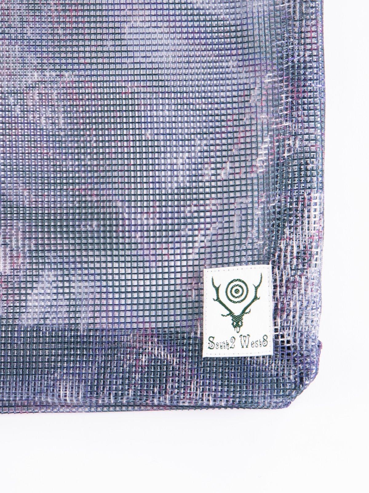 Camo Poly Mesh Grocery Bag - Image 2