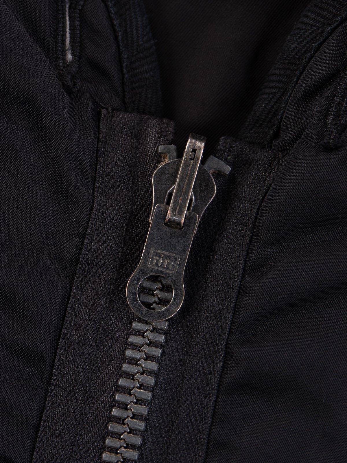 Black Iris Liner Jacket - Image 4
