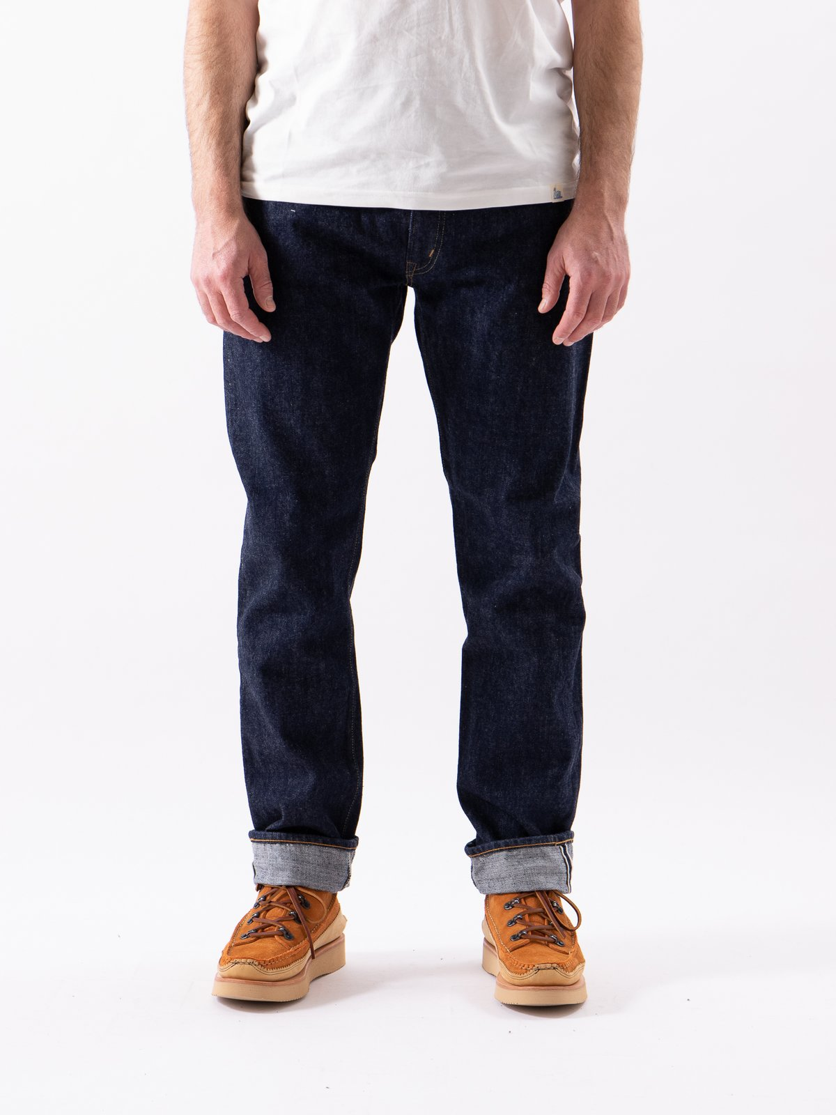 Indigo One Wash 107 Slim Fit Jean - Image 2