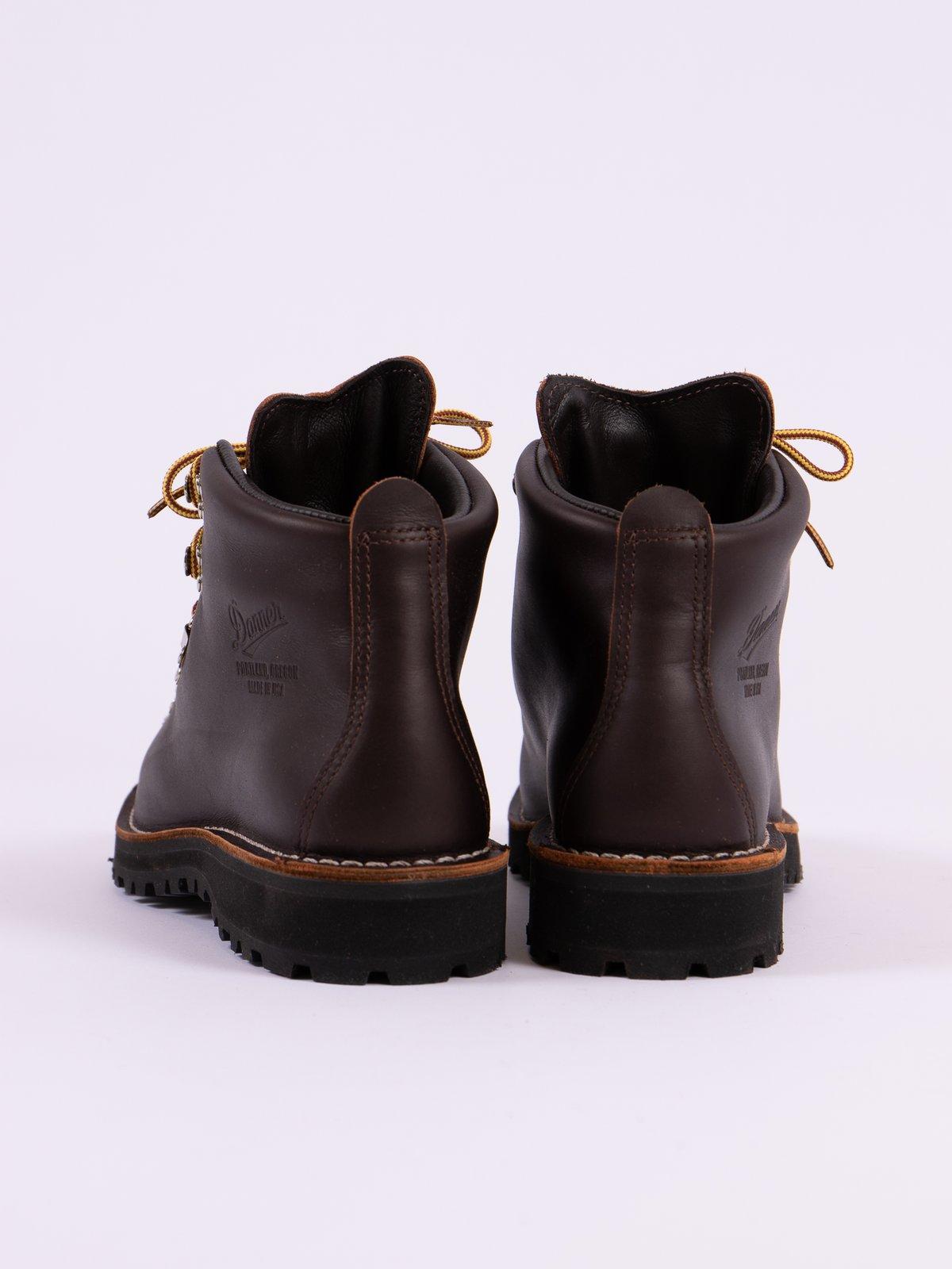 Dark Brown Mountain Light Boot - Image 6