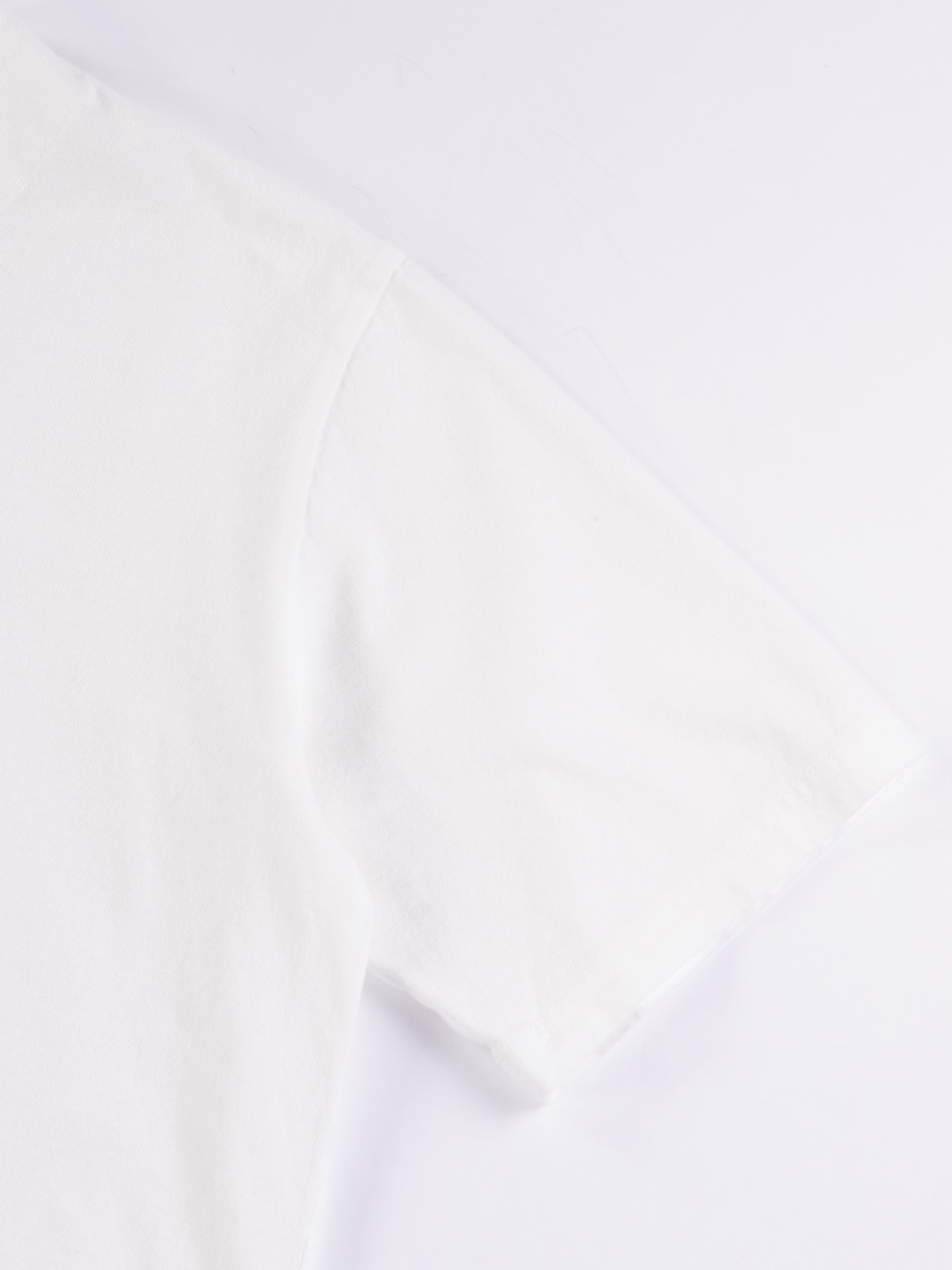 White Henley T–Shirt - Image 4