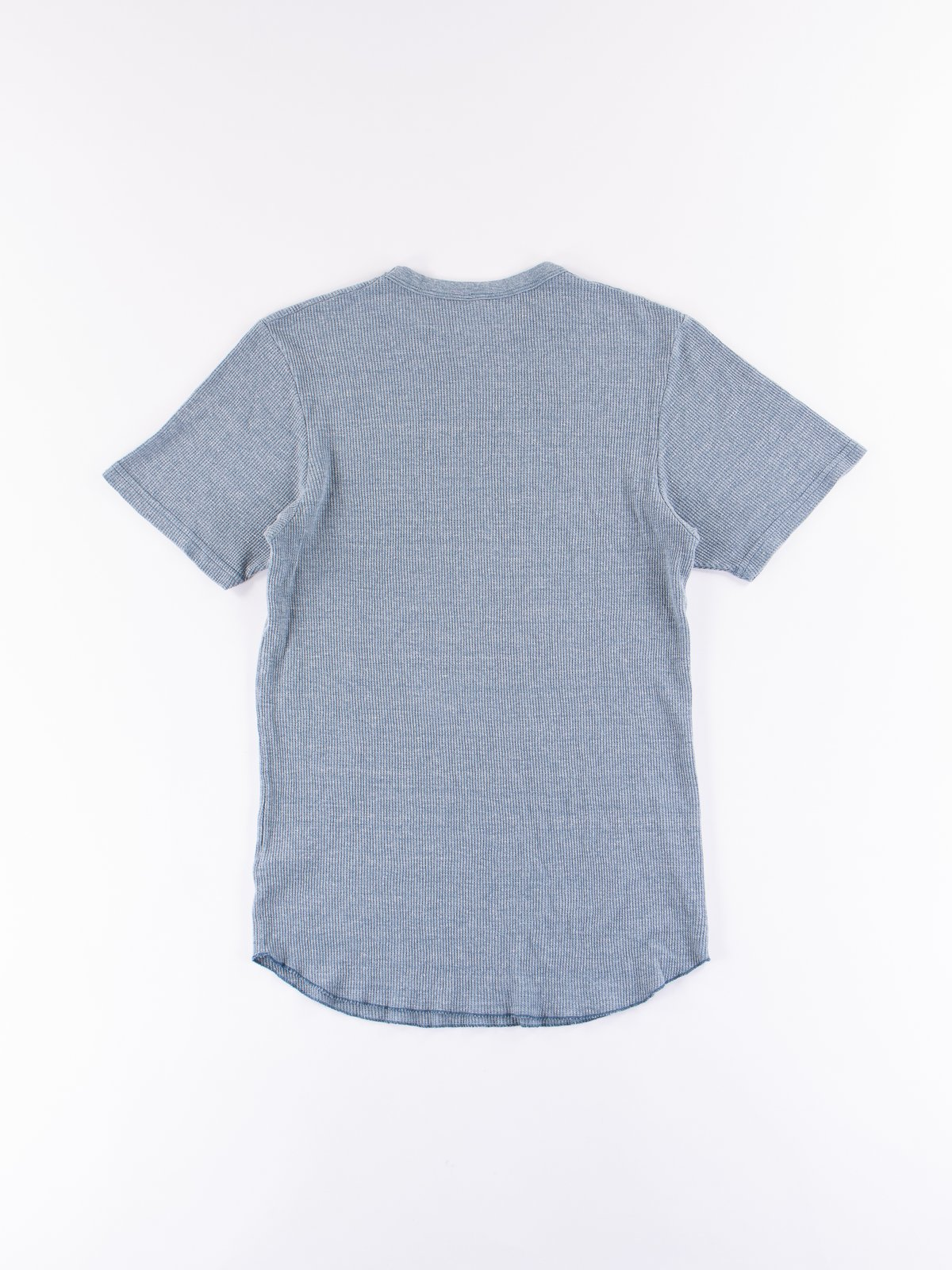 Heather Blue Tri Thermal T–Shirt - Image 5