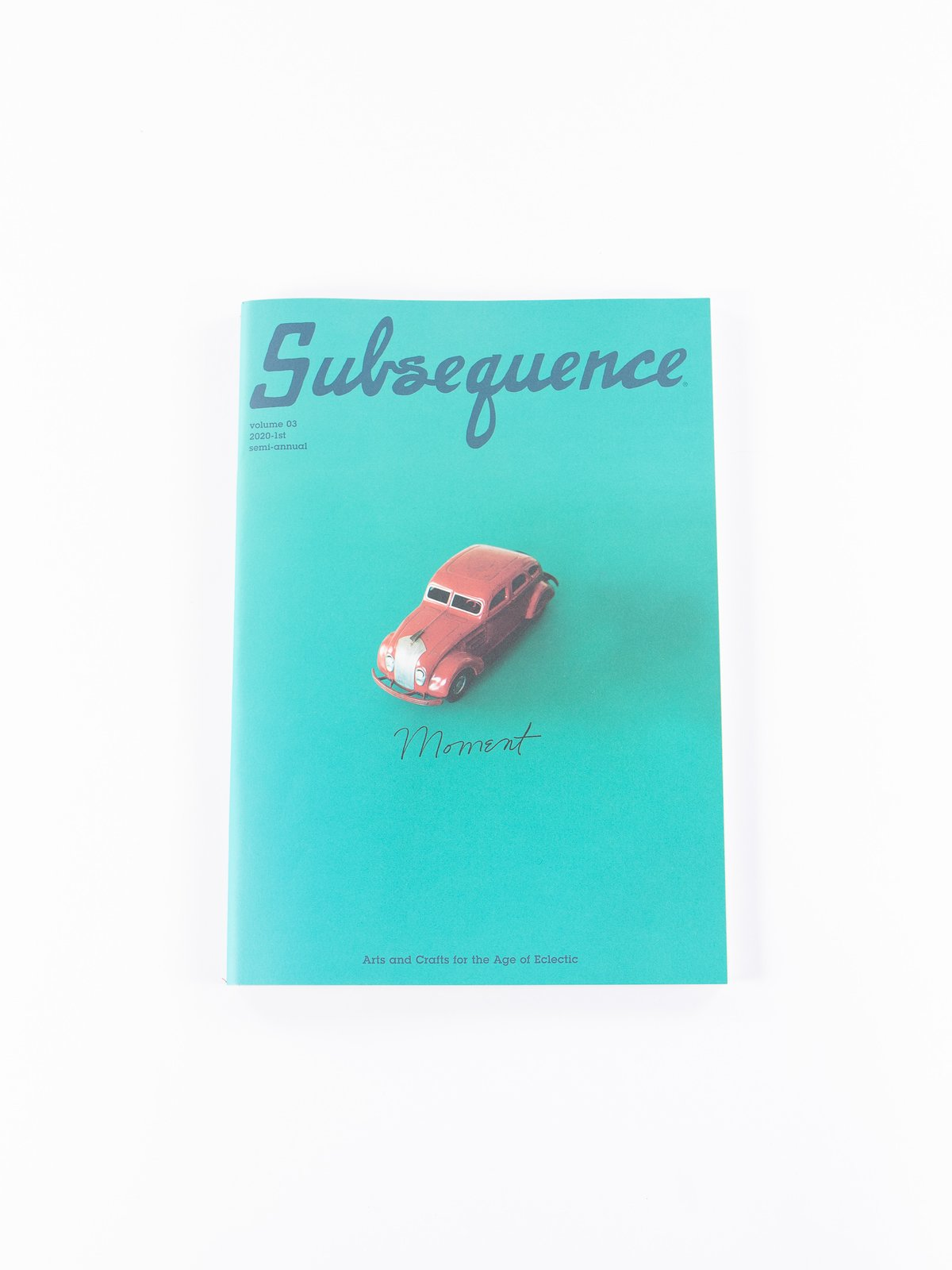 Subsequence Volume 03 - Image 1