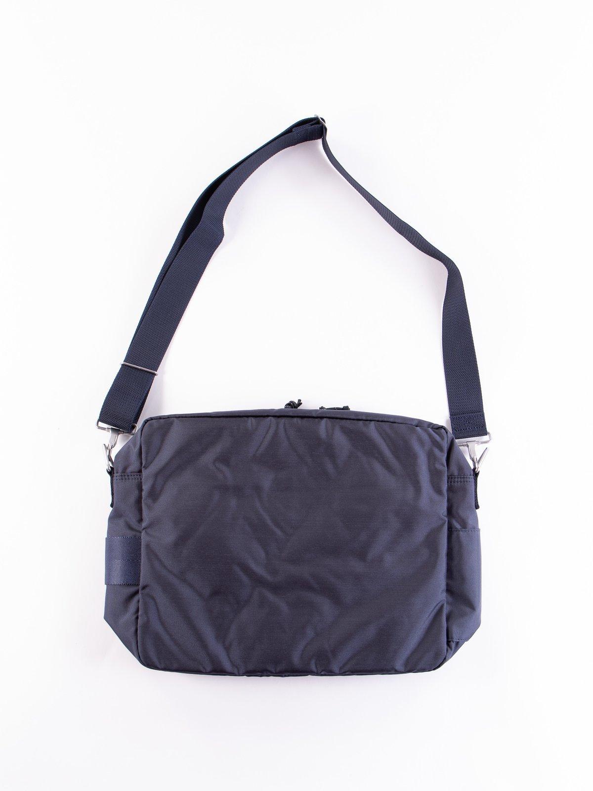 Navy Medium Force Shoulder Bag - Image 3