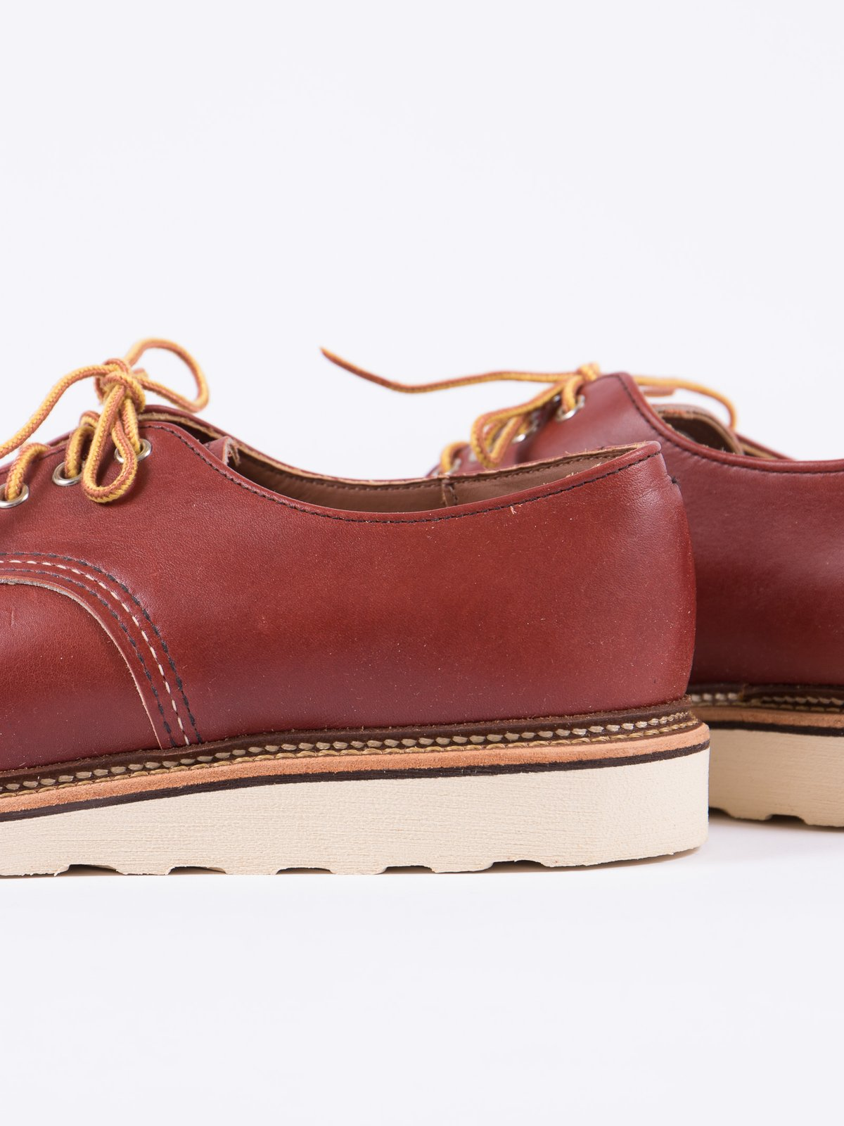 Oro Russet Portage 8103 Classic Oxford Shoe - Image 3
