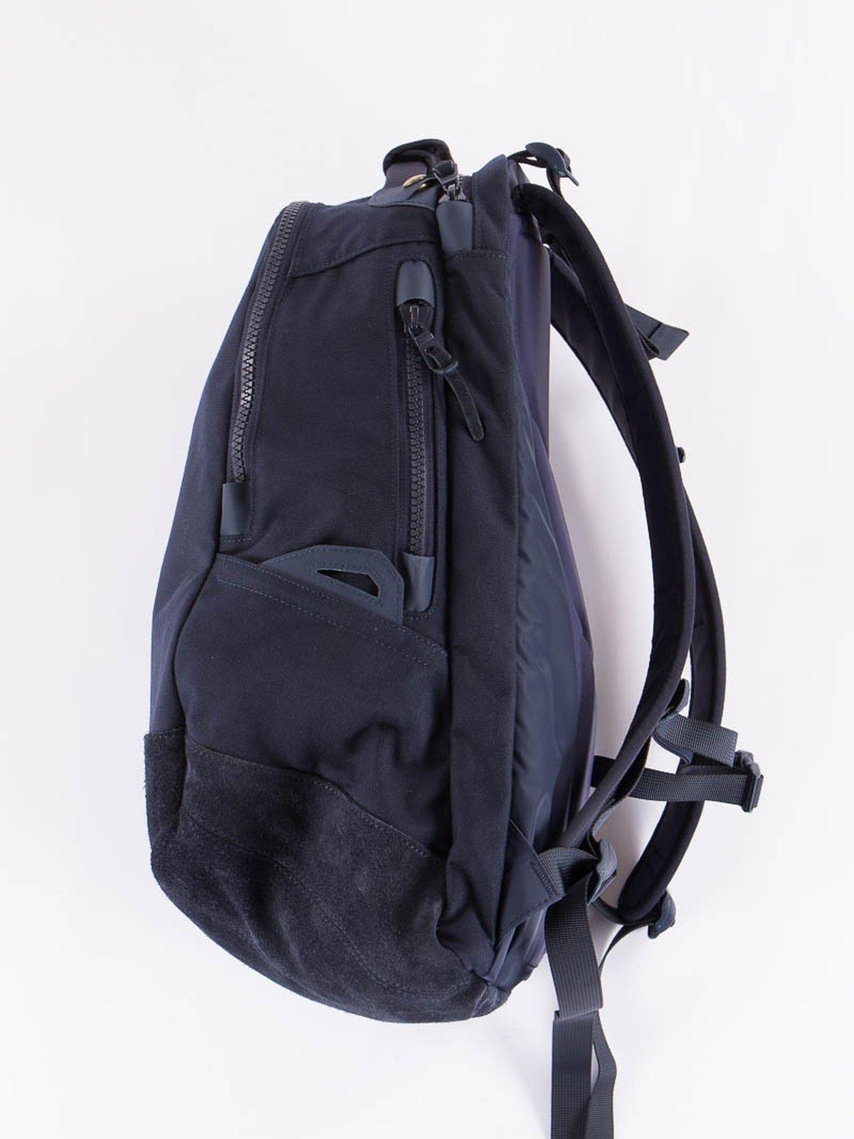 Navy 20L Ballistic Backpack - Image 4
