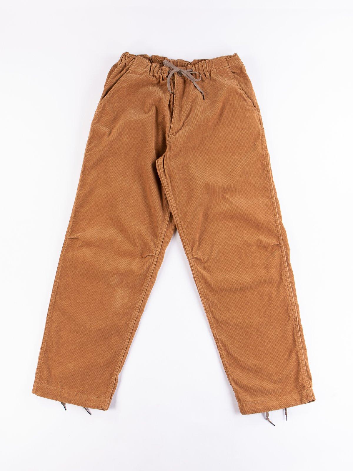 Brown Cord TBB Service Pant - Image 1