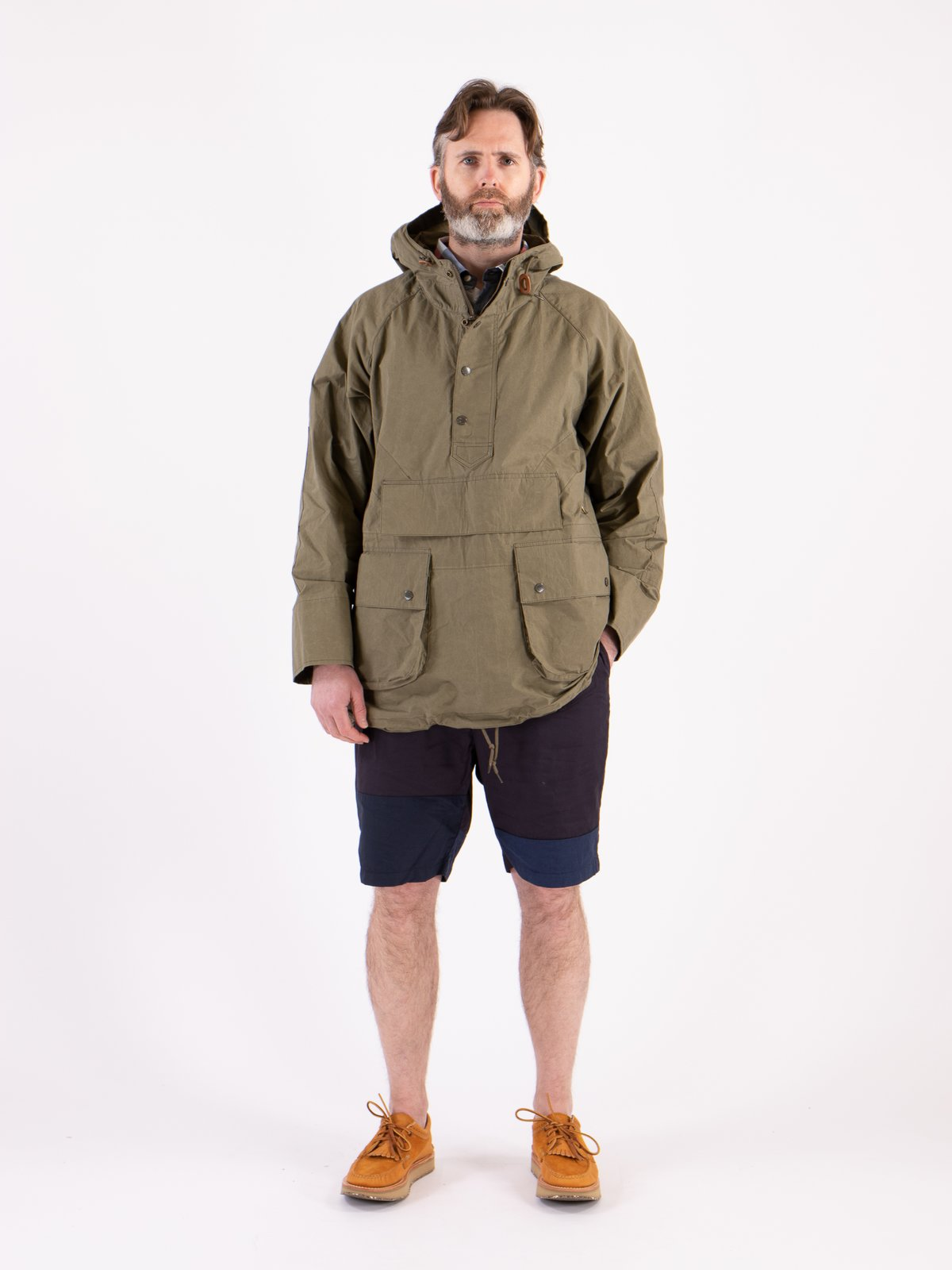 Olive Warby Jacket - Image 2