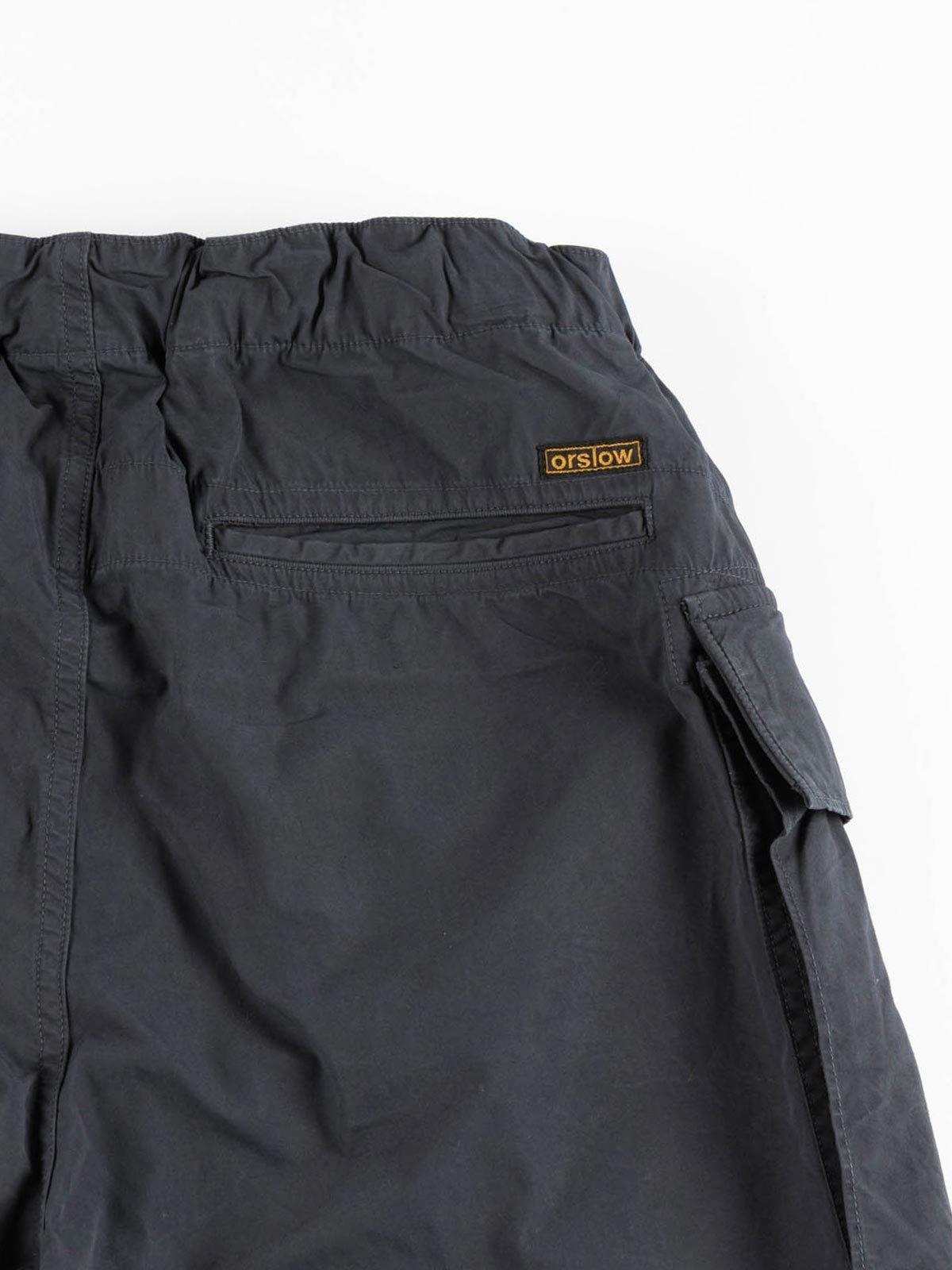 EASY CARGO SHORTS NAVY TYPEWRITER CLOTH - Image 4