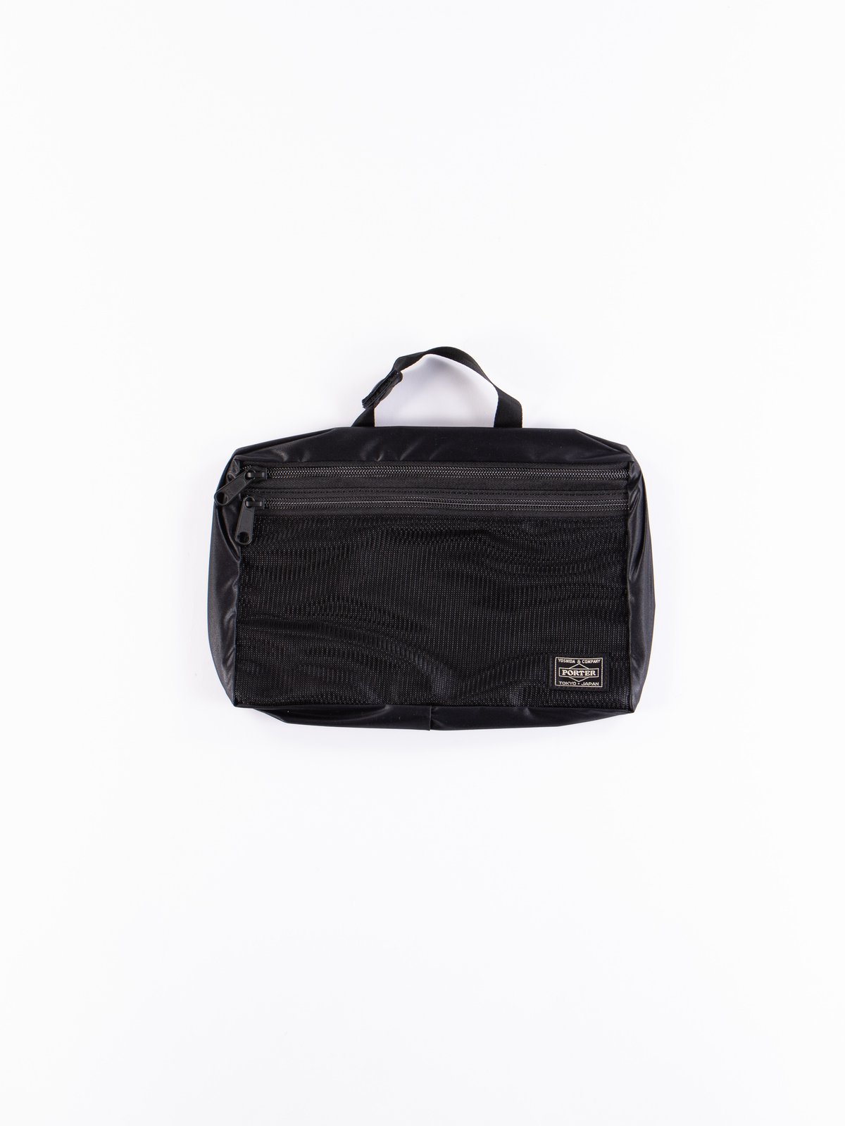 Black Snack Pack 09812 Pouch Large - Image 1