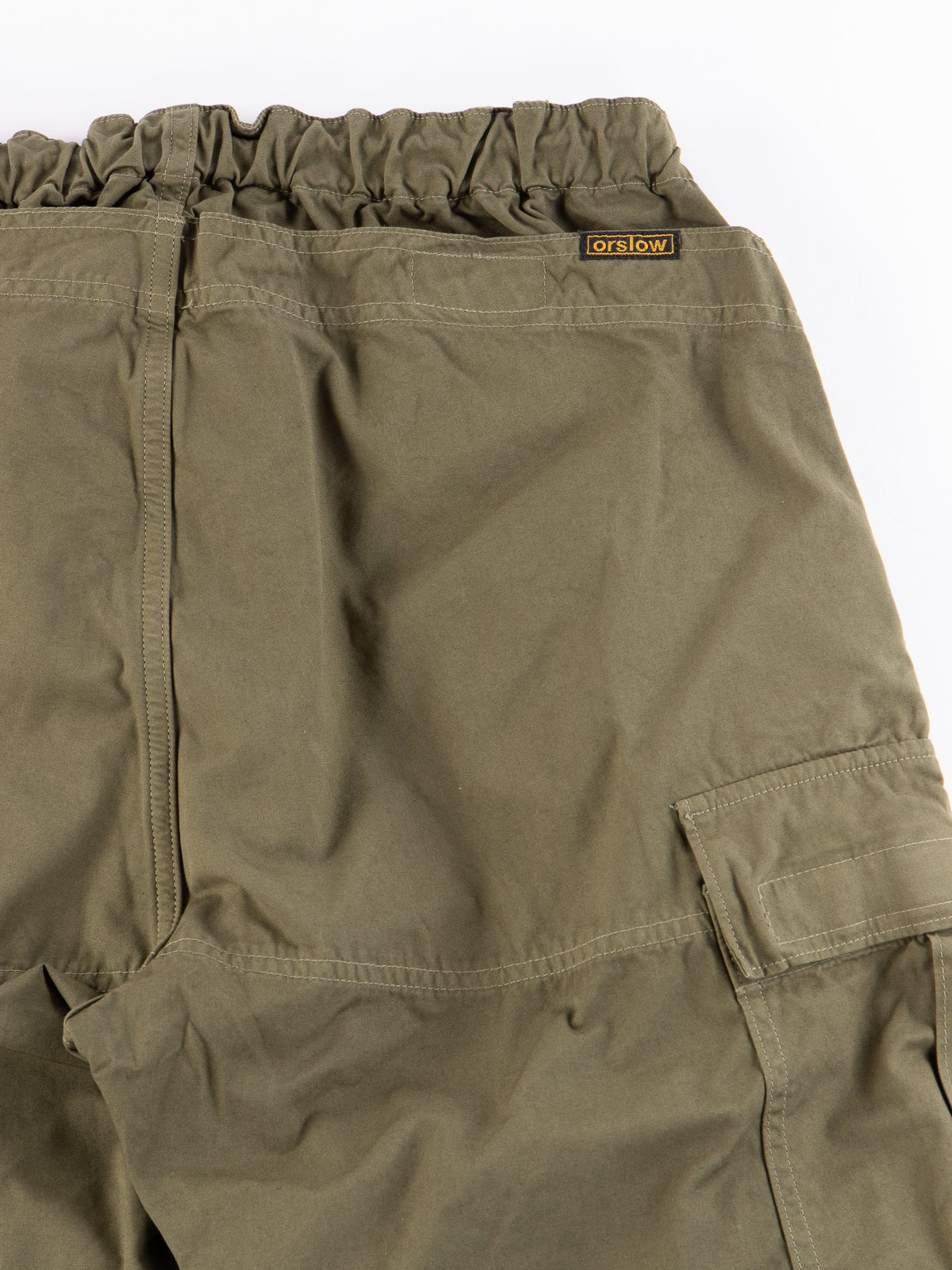 Army Weather Cloth Easy Cargo Pant - Image 8