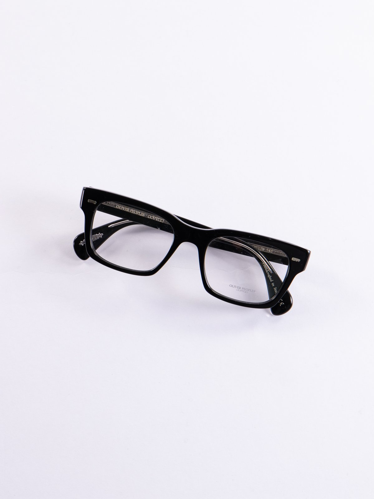 Black Ryce Optical Frame - Image 1