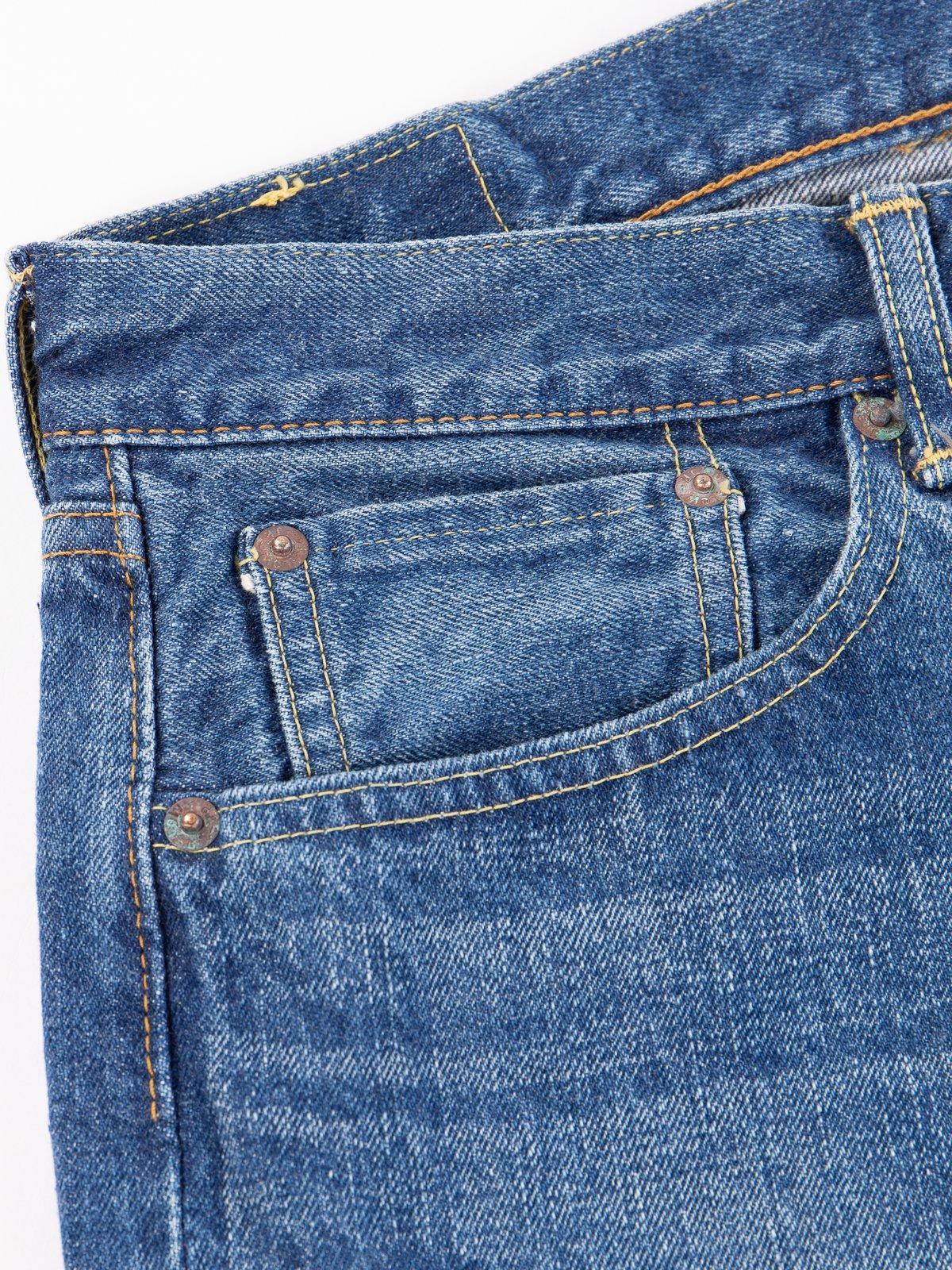 2 Year Wash 105 Standard 5 Pocket Jean - Image 5