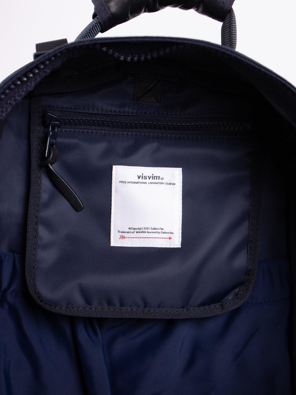 Navy Fra Veg Lamb 22L Cordura Backpack - Image 5