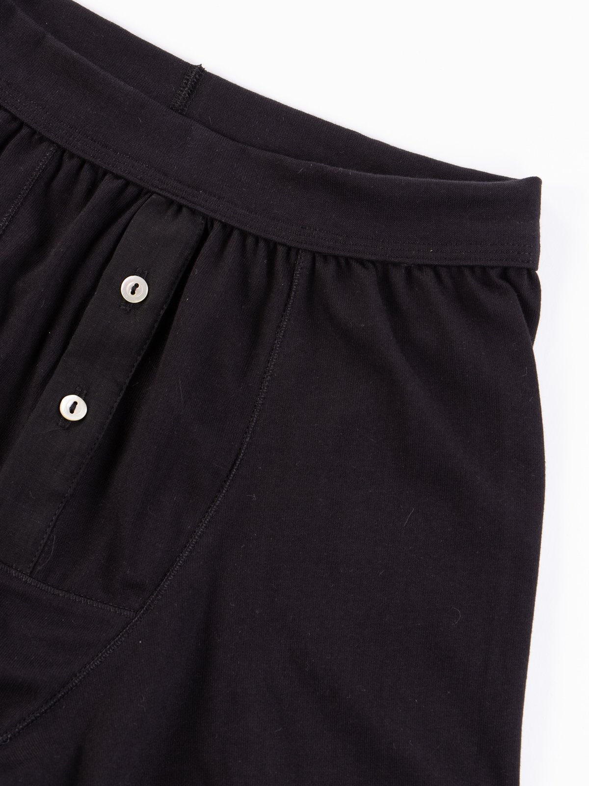 Black 255 Button Fly Boxer - Image 2