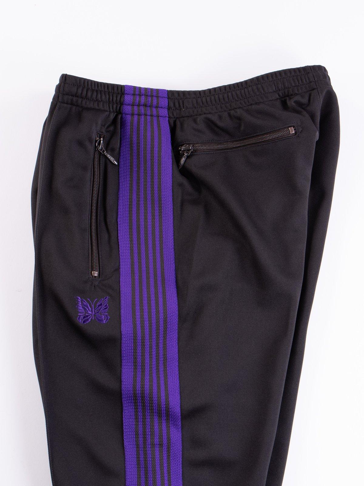 Charcoal Narrow Track Pant - Image 7
