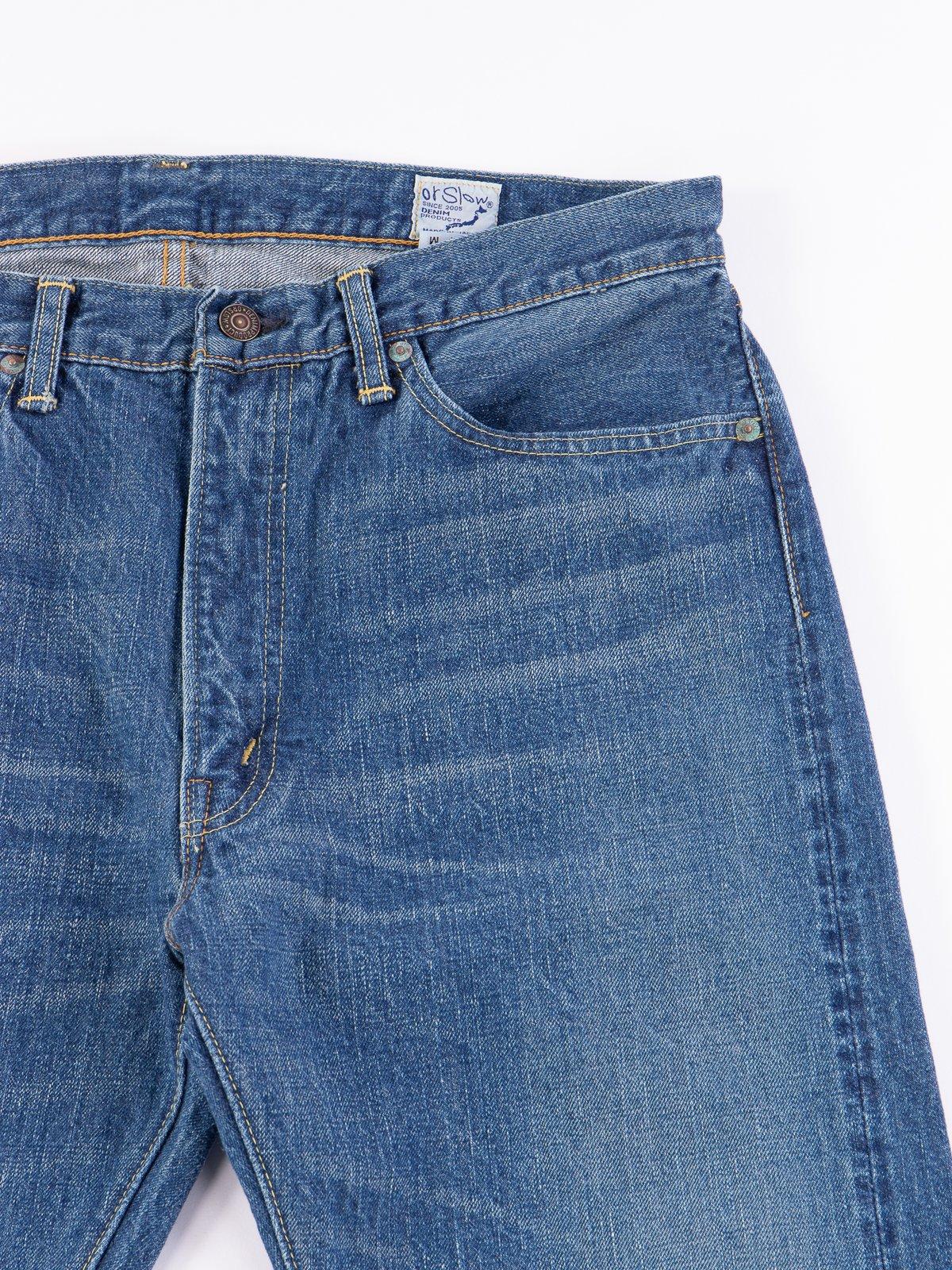 2 Year Wash 107 Slim Fit Jean - Image 4