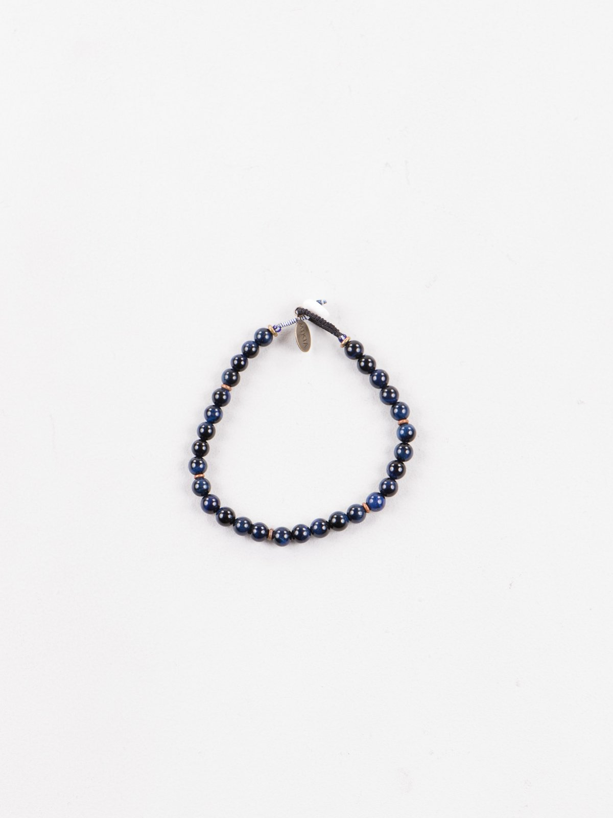 Blue Tiger's Eye 6mm Bracelet - Image 1