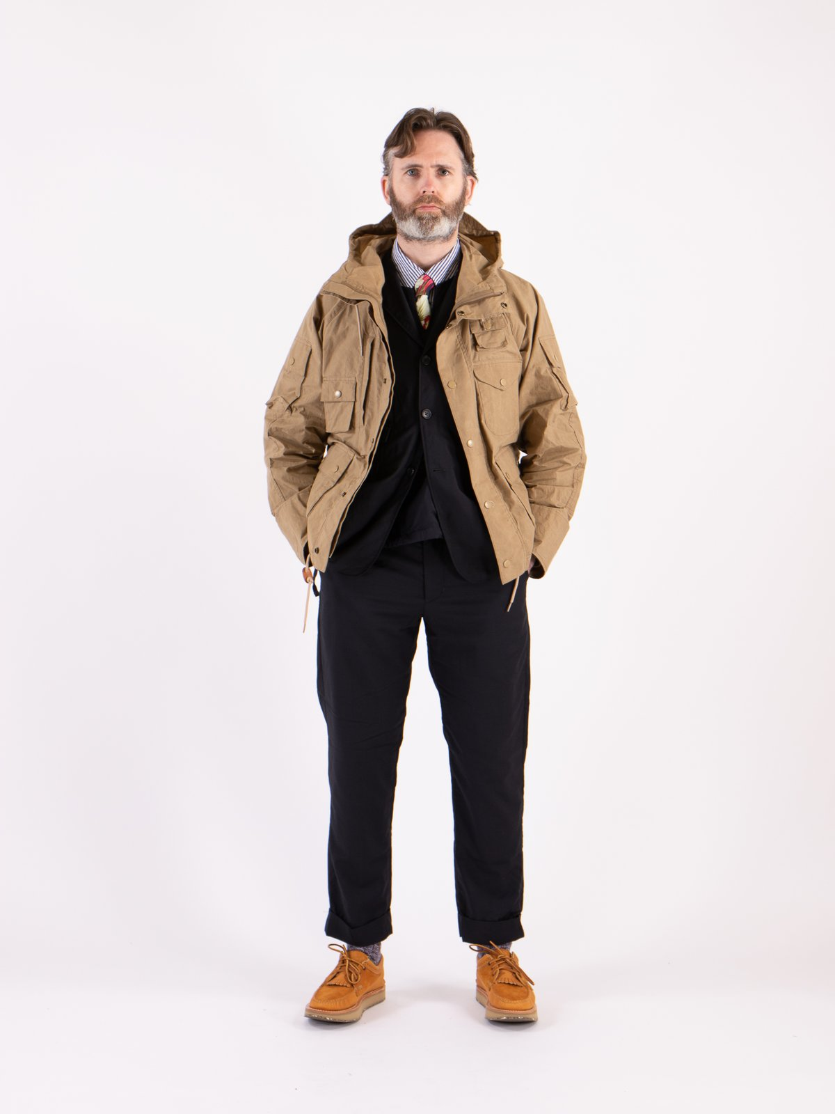 Sand Thompson Jacket - Image 2