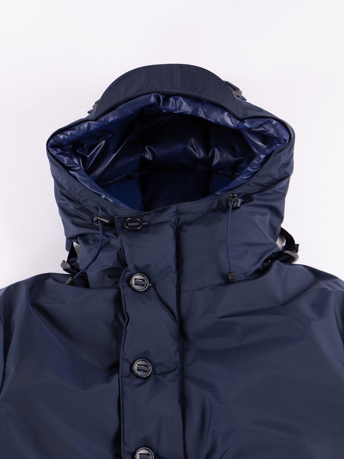 Navy/Blue Arktikal Down Jacket - Image 2