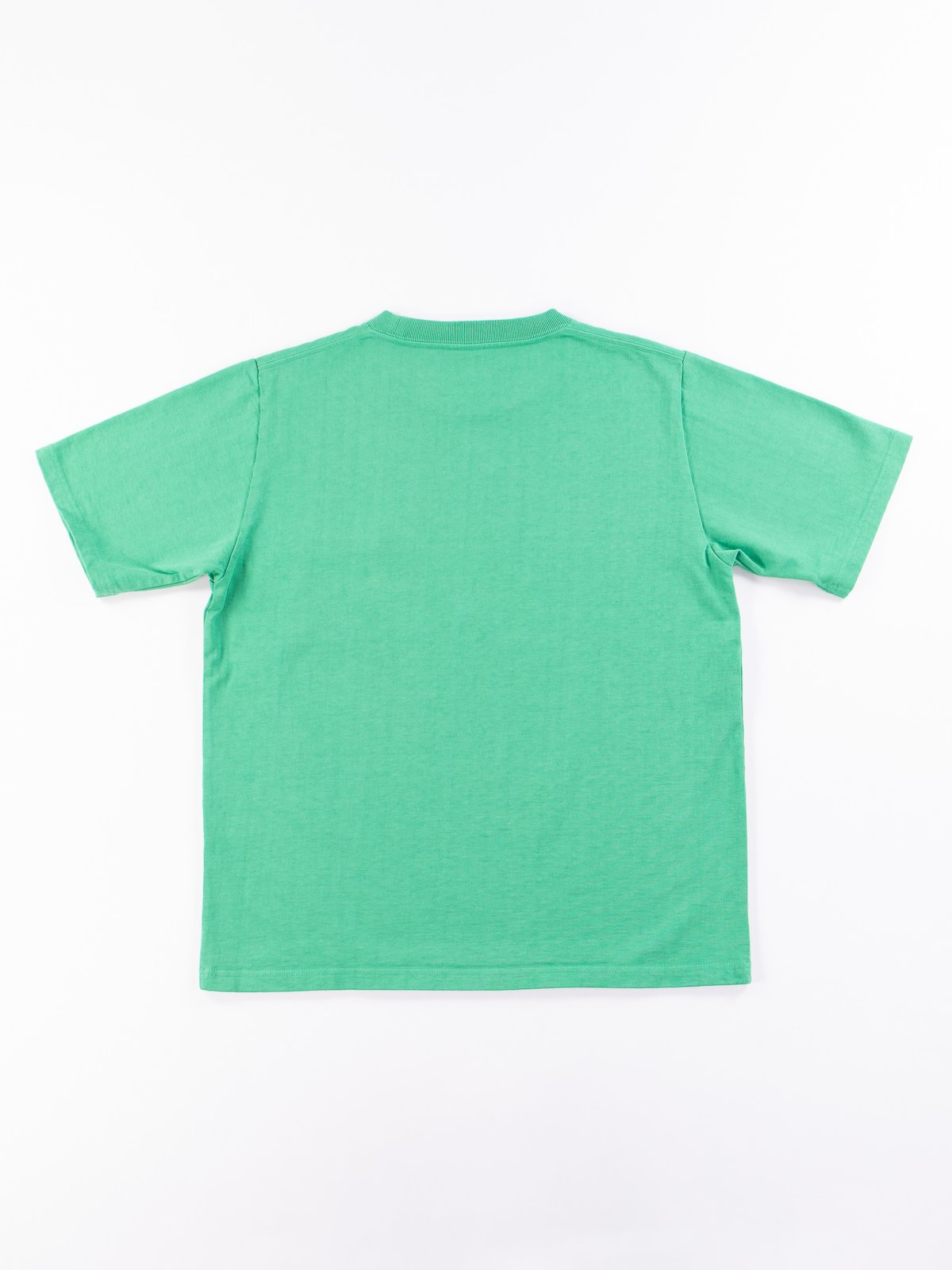 Kelly Green Dotsume Pocket T–Shirt - Image 6