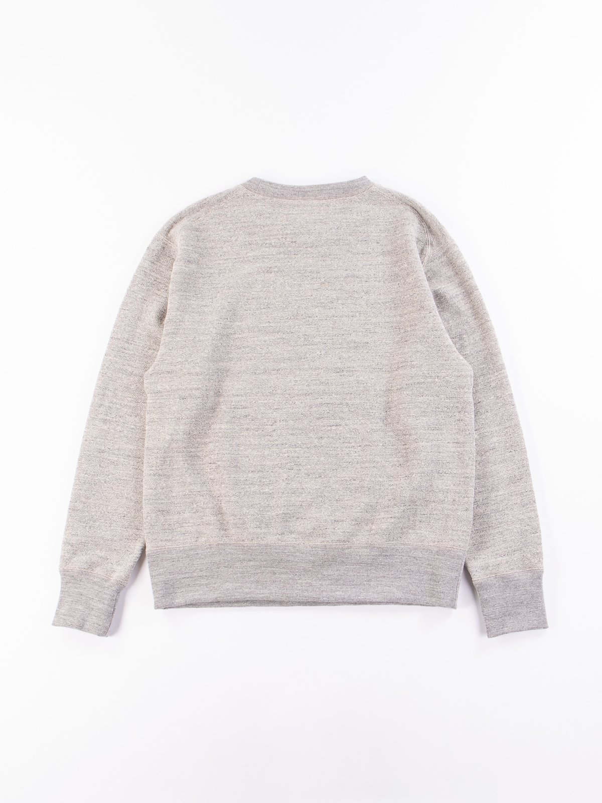 Heather Grey GG Crewneck Sweat - Image 6
