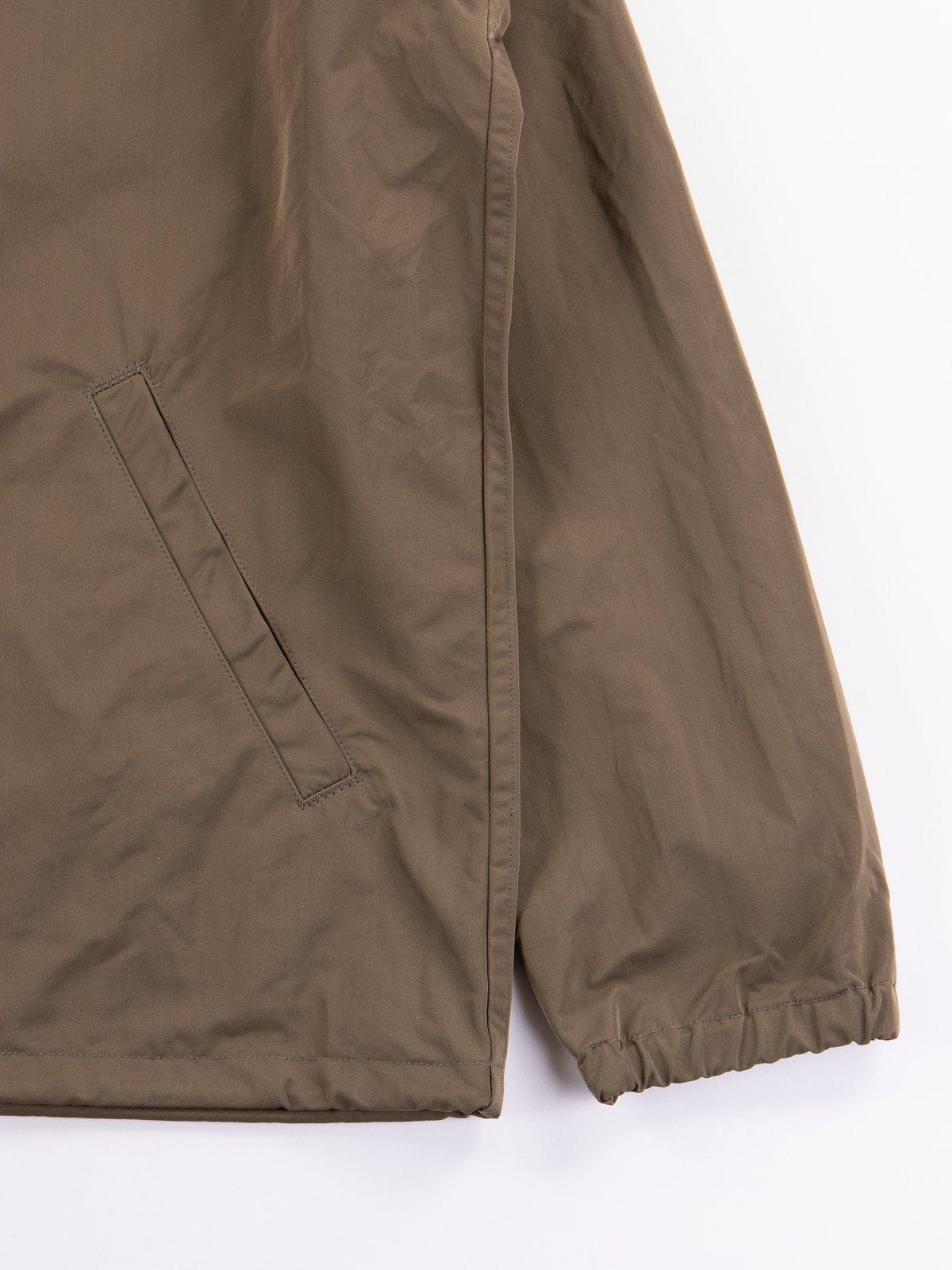 Khaki Coach Jacket - Image 5