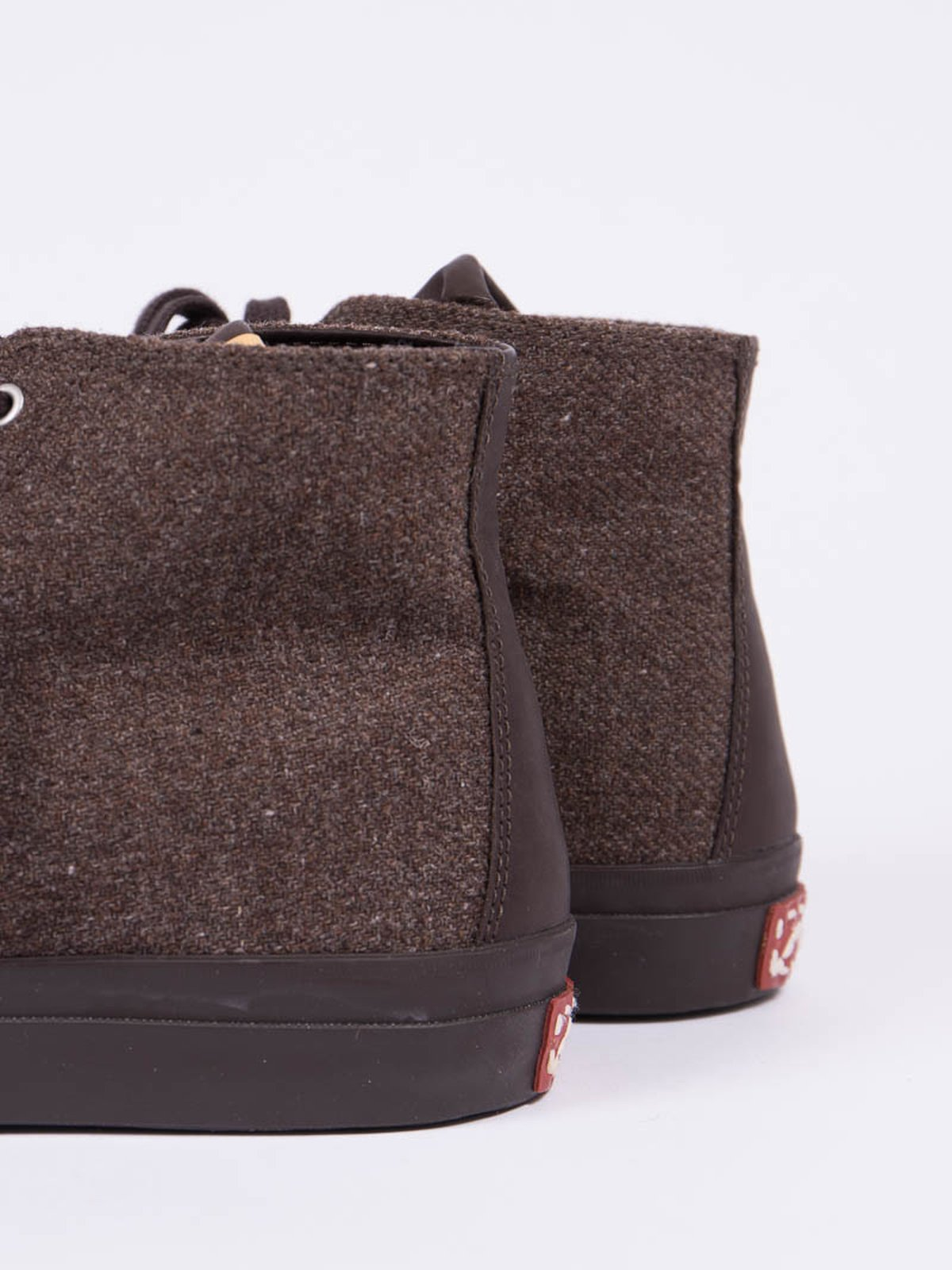 Brown Mil Twill Skayway Hi - Image 3