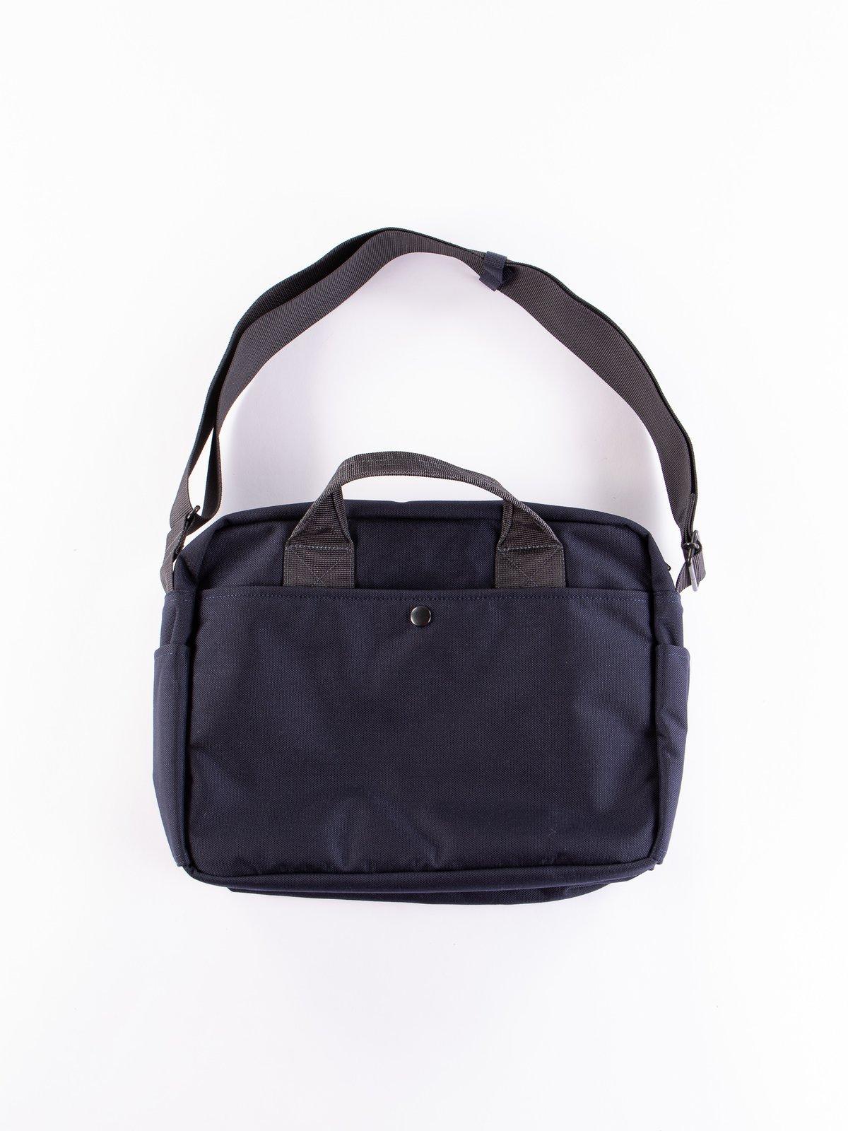 Navy/Black Hype 2Way Shoulder Bag - Image 4