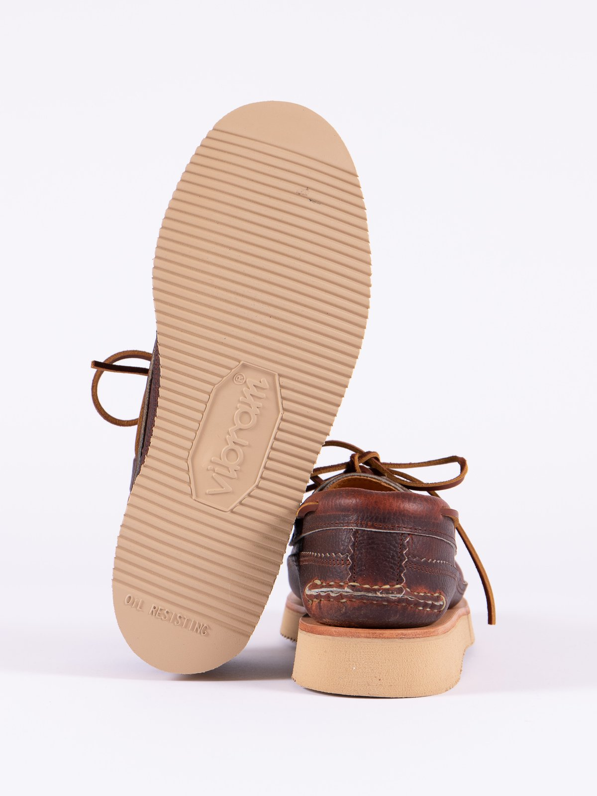 Chromepak Brown Boat Shoe Exclusive - Image 5