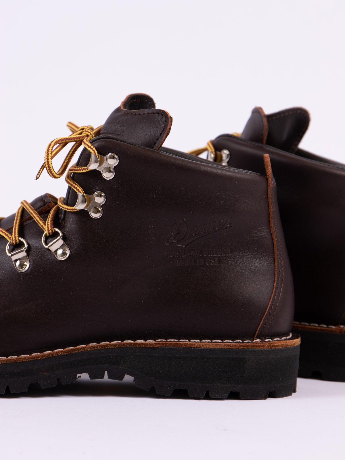 Dark Brown Mountain Light Boot - Image 4