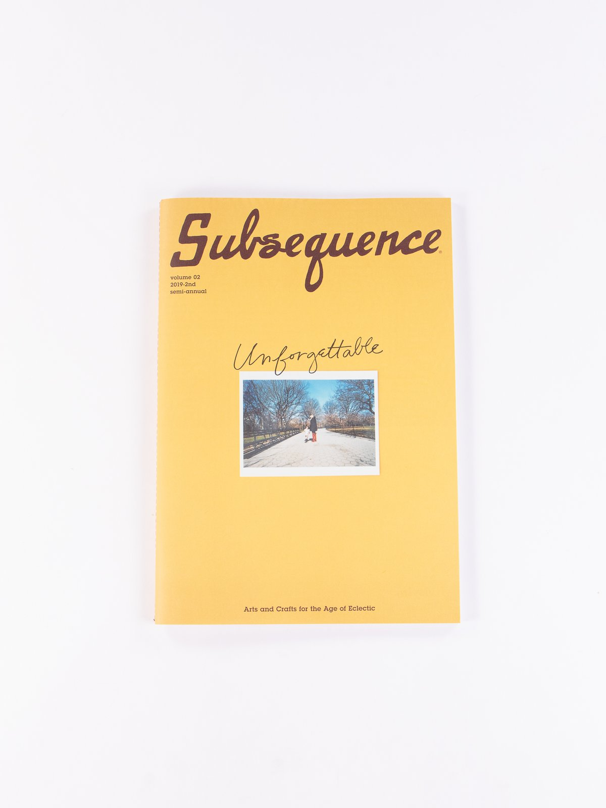 Subsequence Volume 02 - Image 1