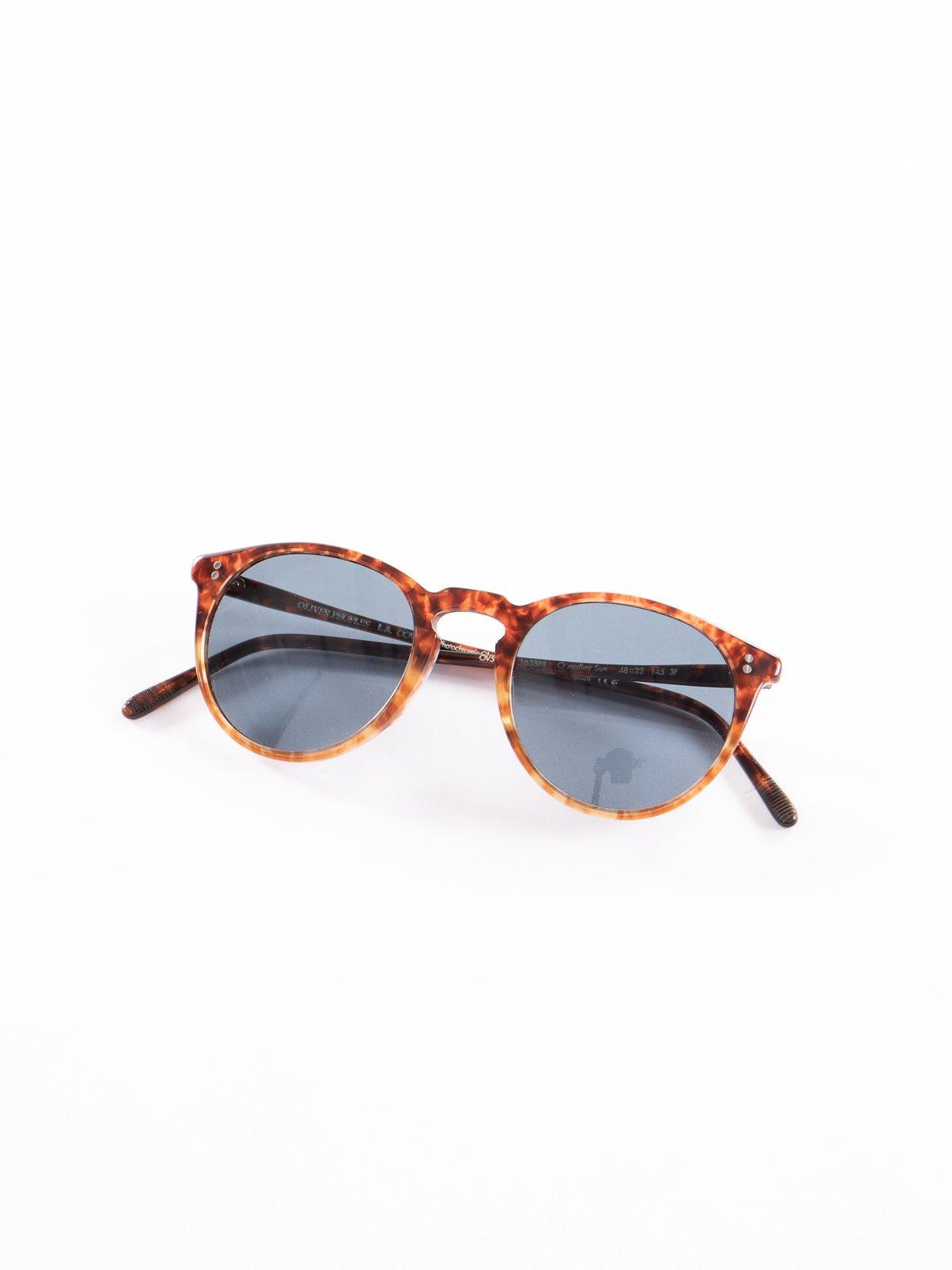 Vintage 1282/Blue Photochromic O'Malley Sunglasses - Image 1