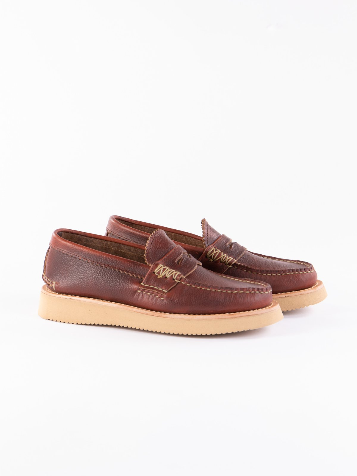 SG Tan Loafer Shoe Exclusive - Image 1