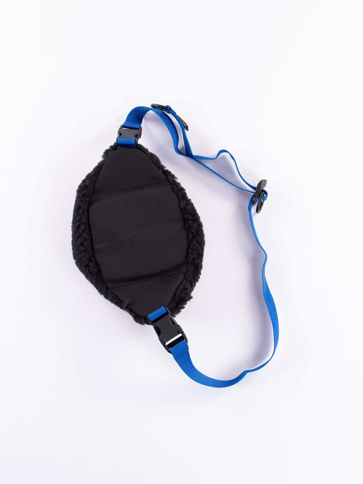 Black Teddy Waist Bag - Image 5