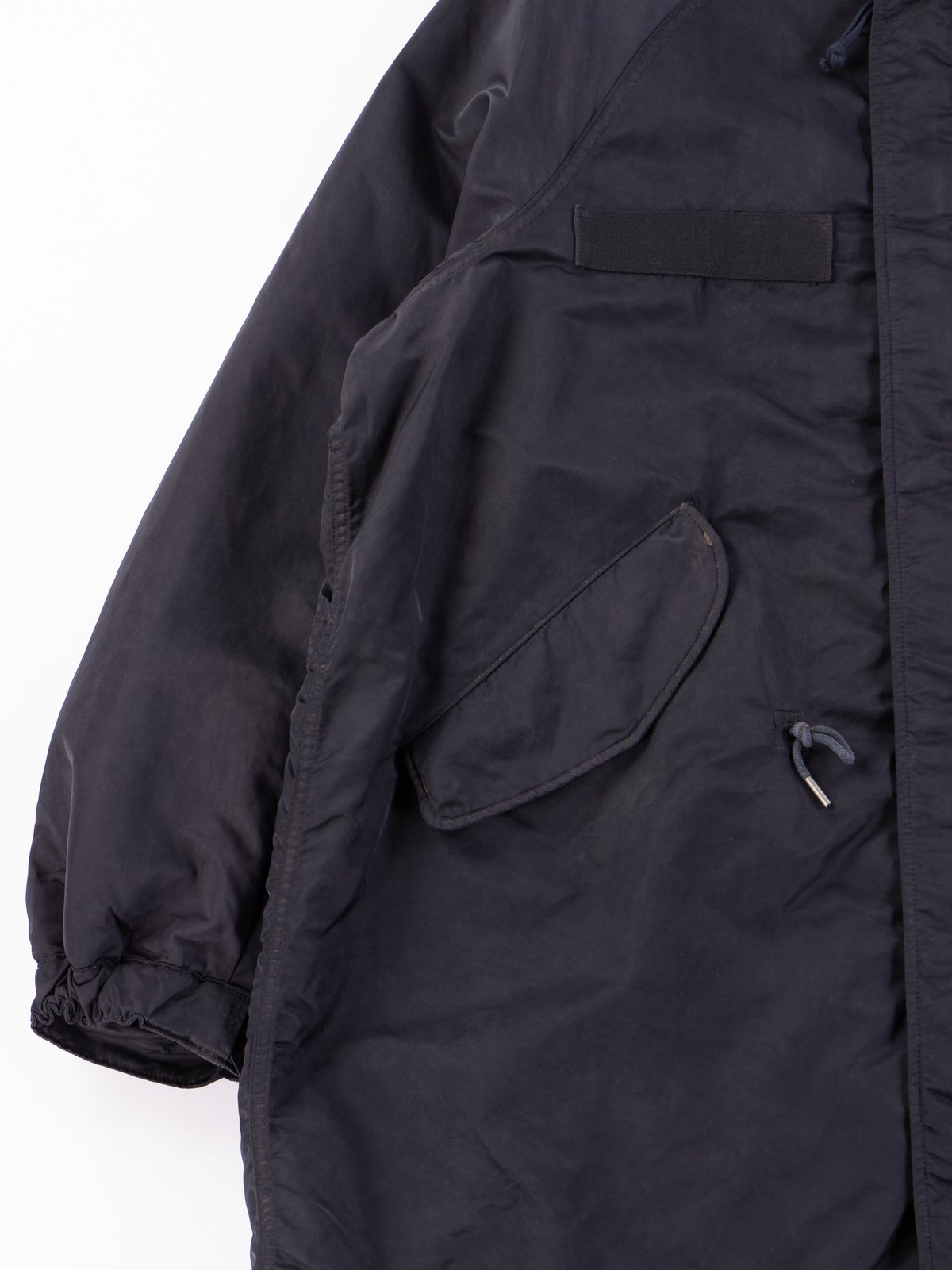 Navy Six–Five Fishtail Parka - Image 5