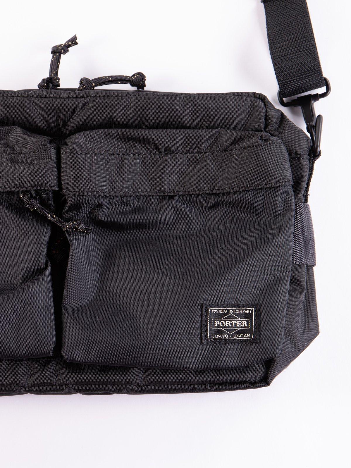 Black Force Small Shoulder Bag - Image 2