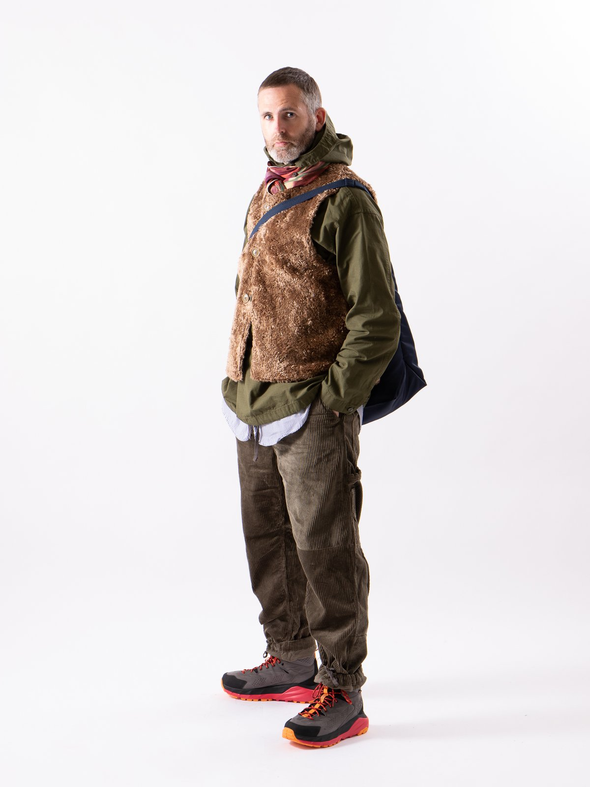 engineered garments pants engineered garments vest