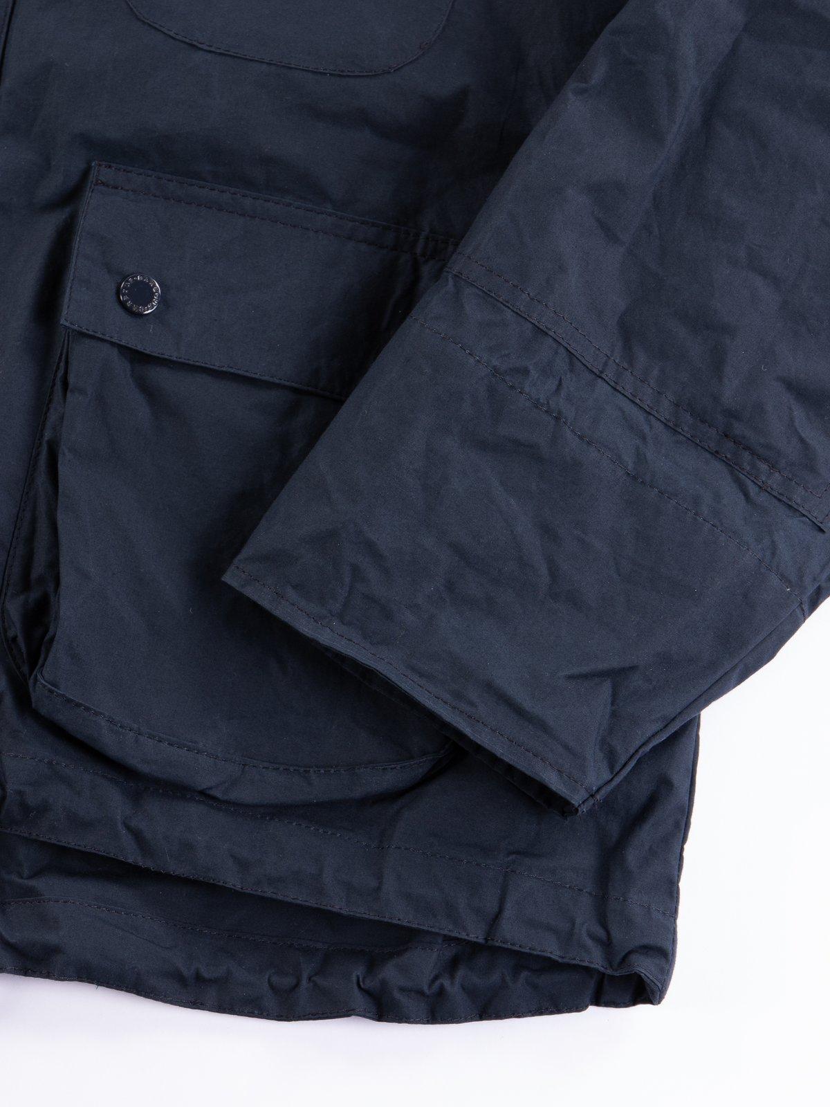 Navy Thompson Jacket - Image 4