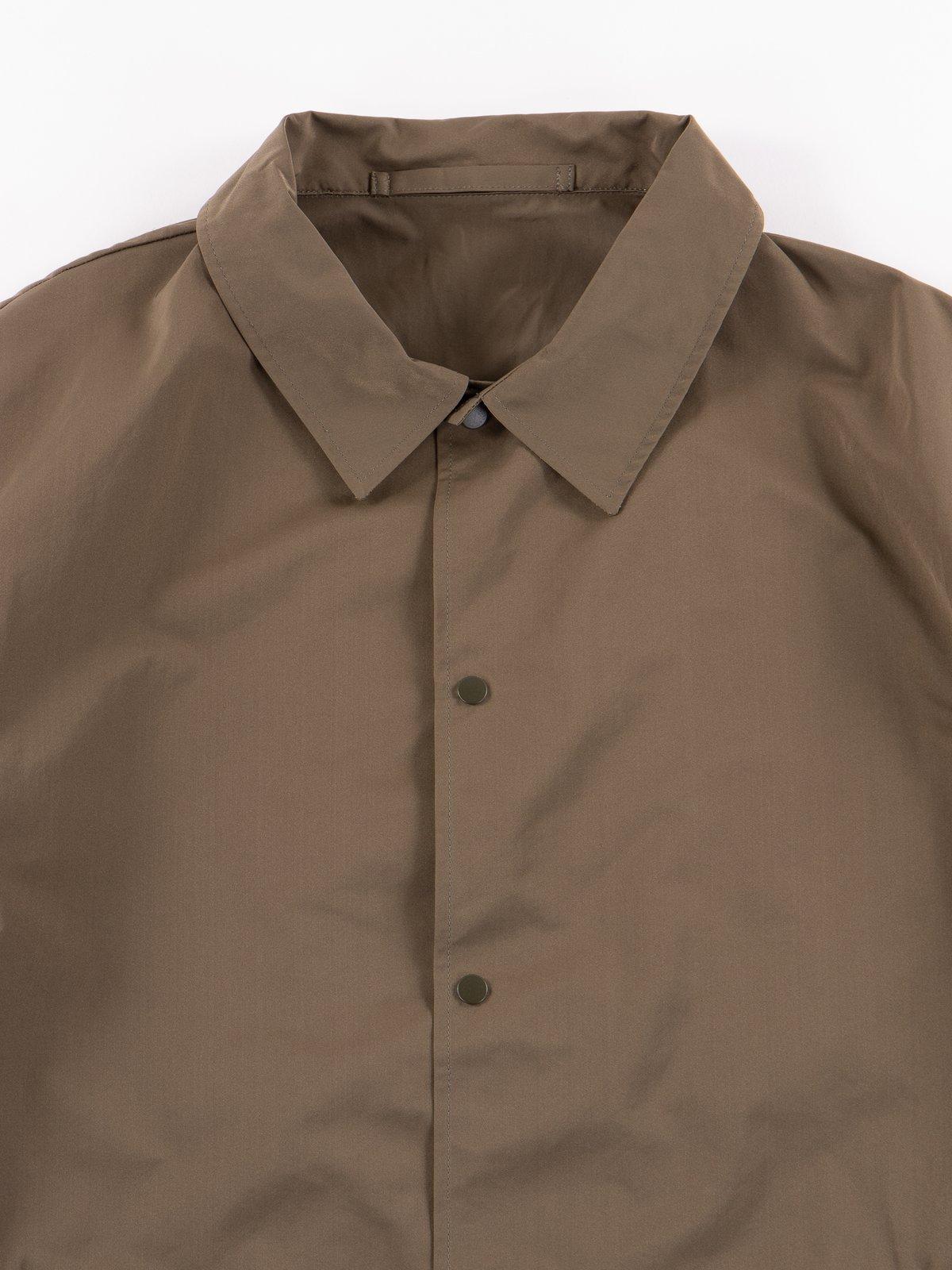 Khaki Coach Jacket - Image 4