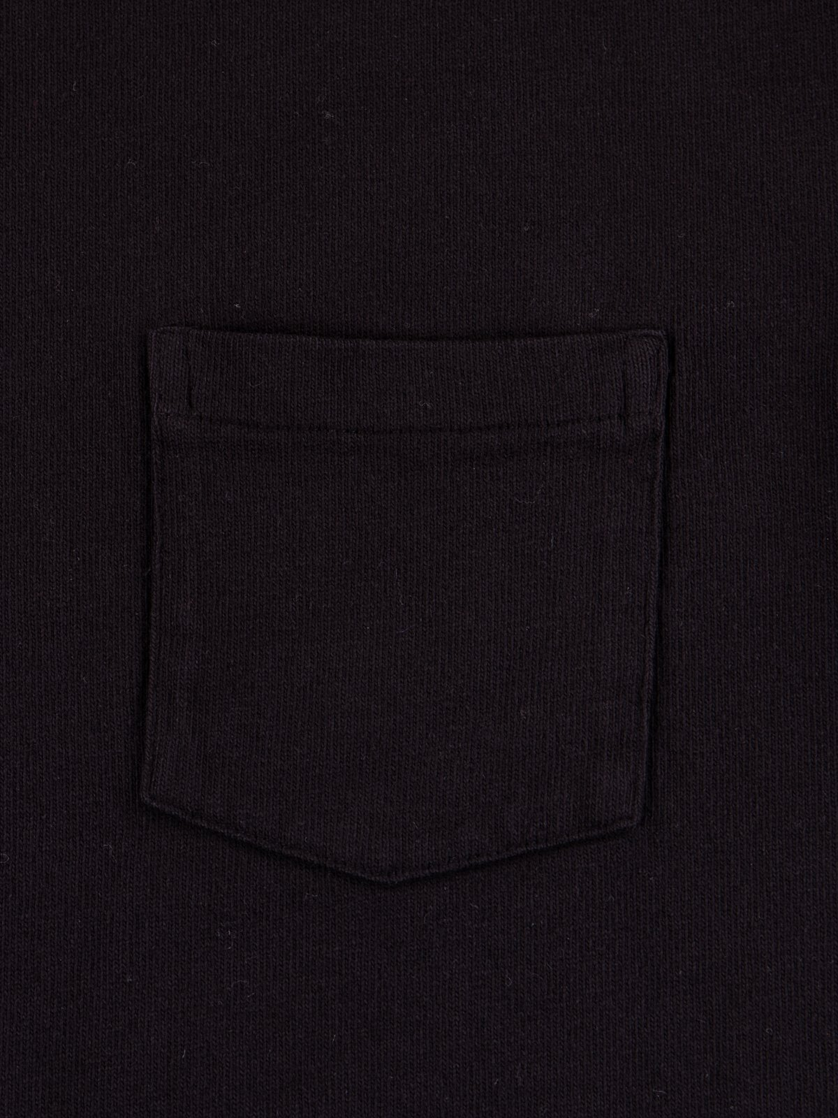 Black Heavy Oz Pocket Tee - Image 3