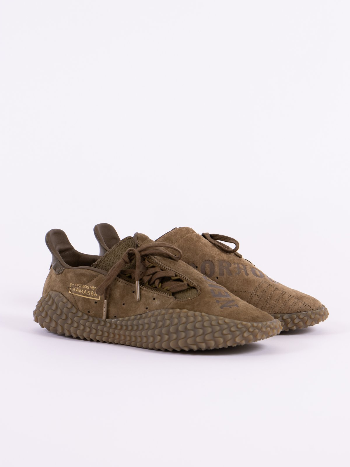 ceb27b2d8f9c59 Olive Neighborhood Kamanda 01 NBHD by NEIGHBORHOOD X ADIDAS – The ...