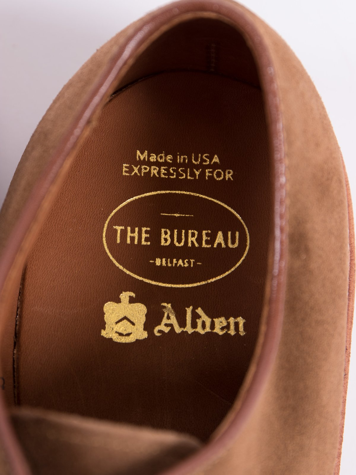 Snuff Suede Indy Work Shoe - Image 7