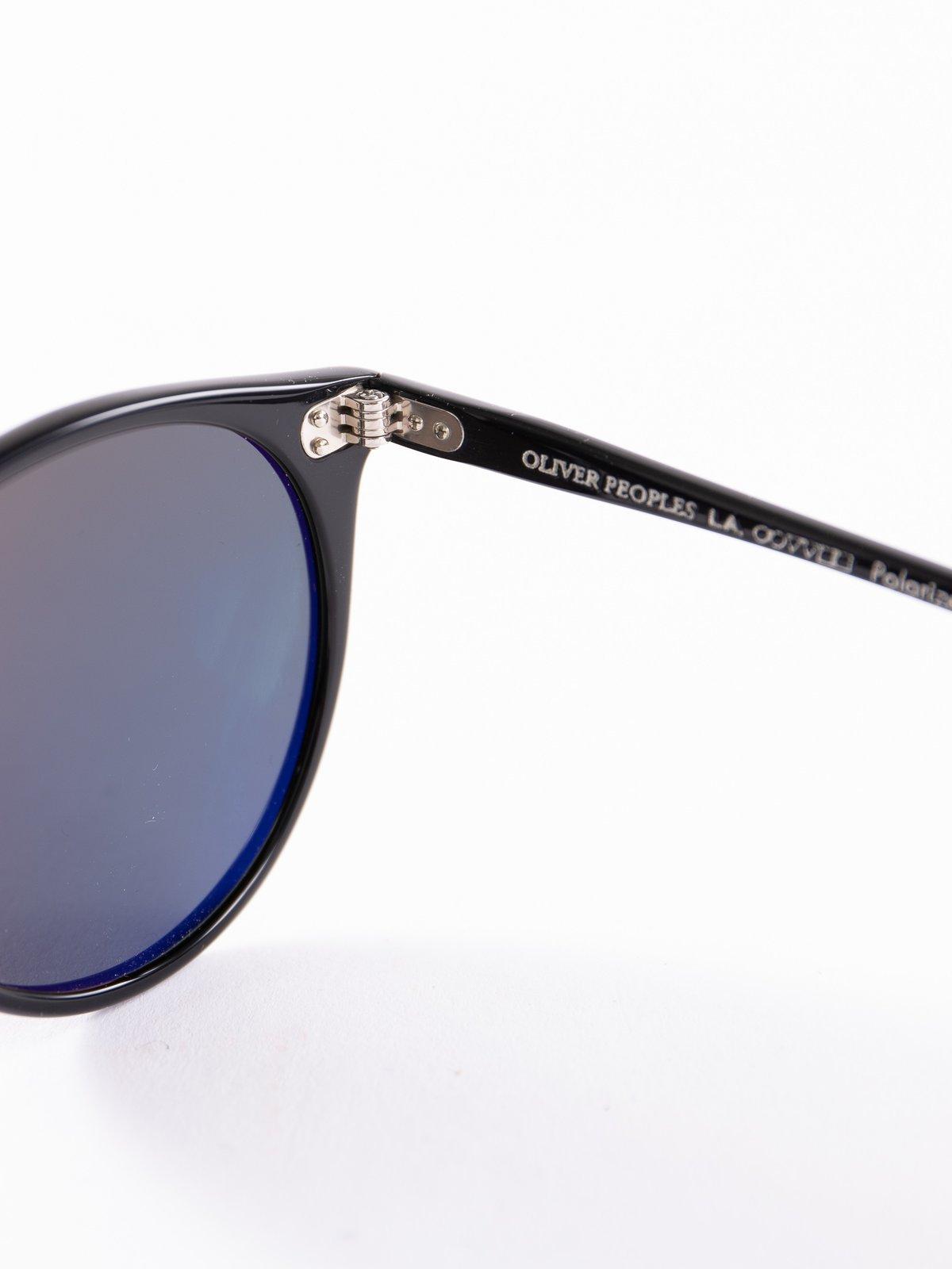 Black/Grey Polar O'Malley Sunglasses - Image 4